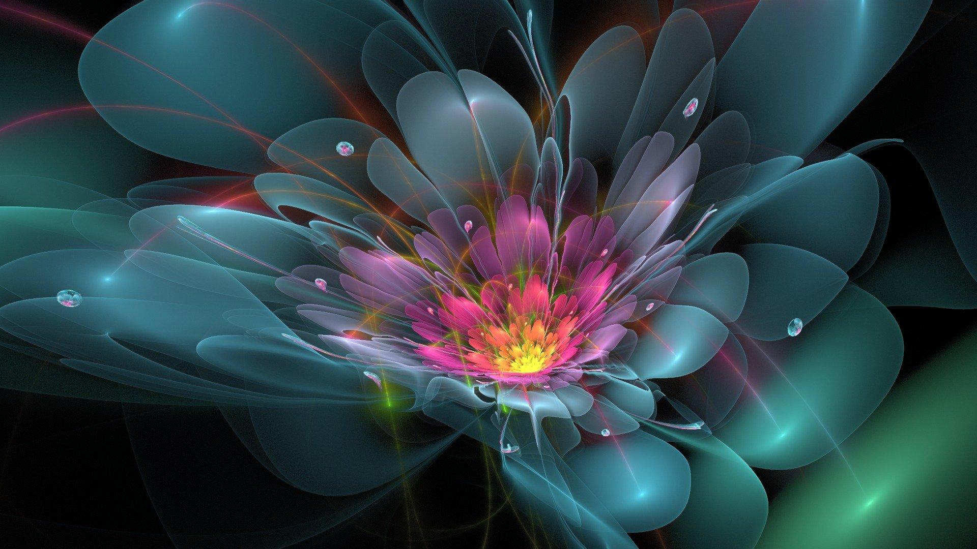 цветок абстракция flower abstraction подборки