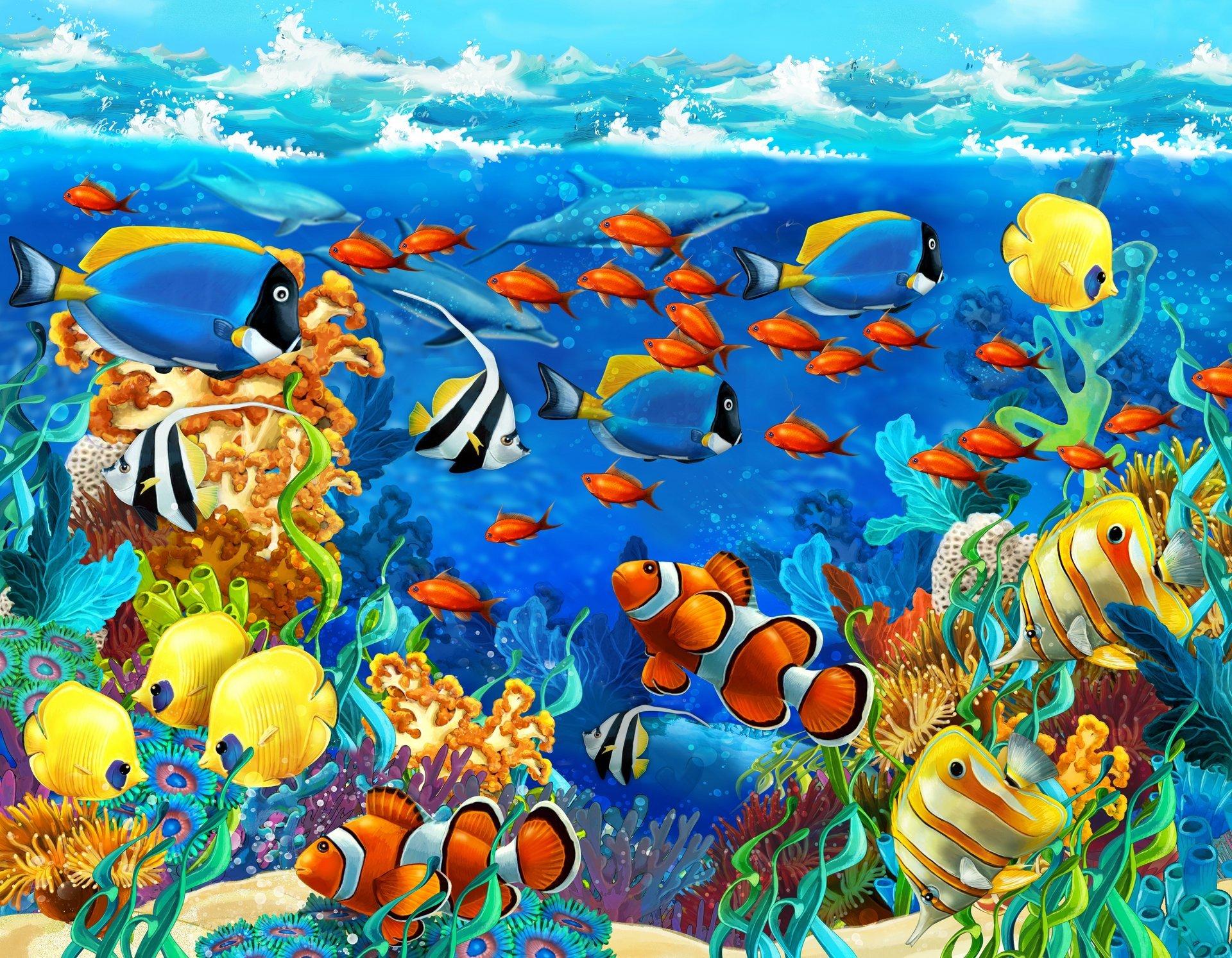 прошла яркая картинка на тему моря карта готол позволяет