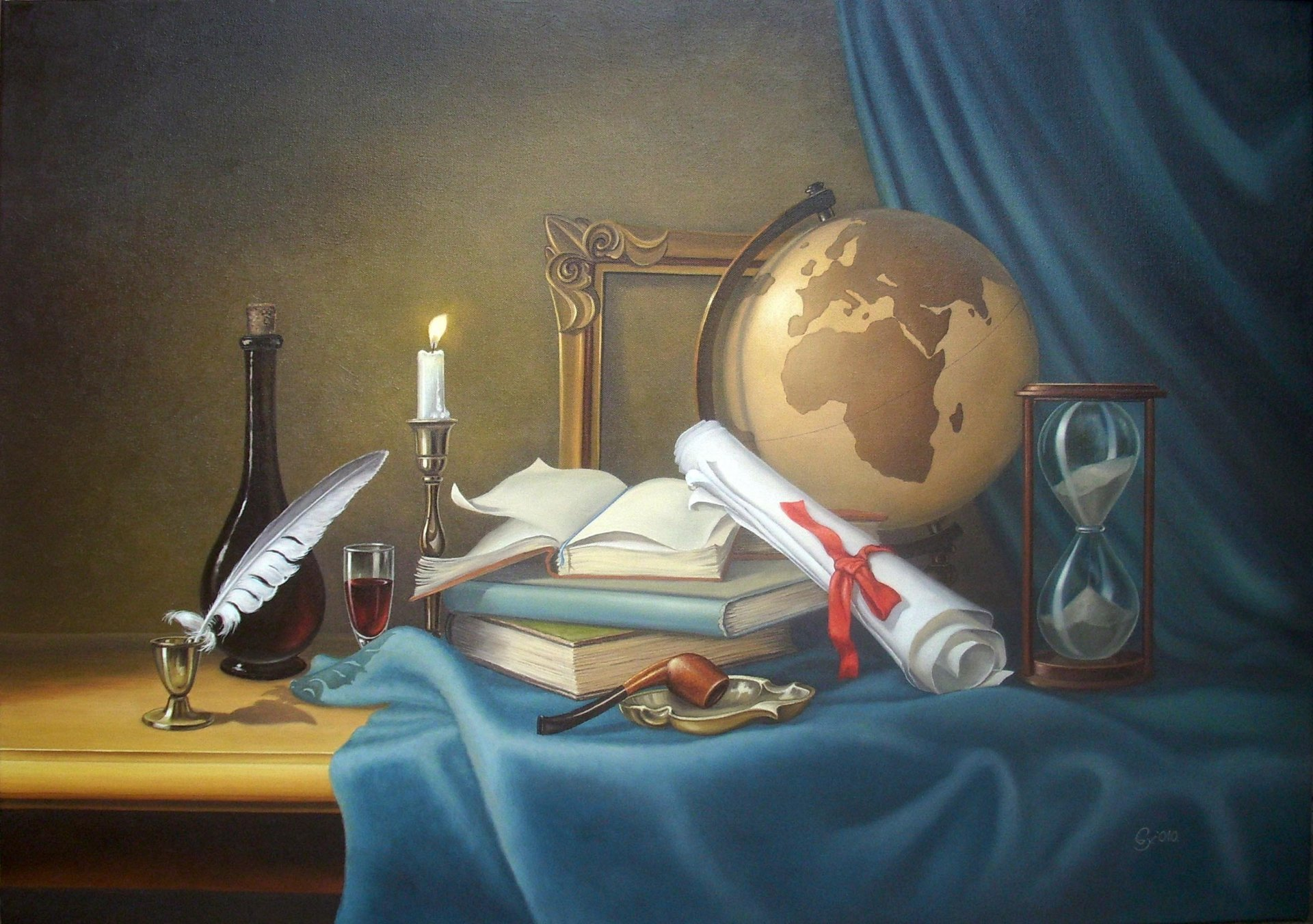 Картинка тематика художника