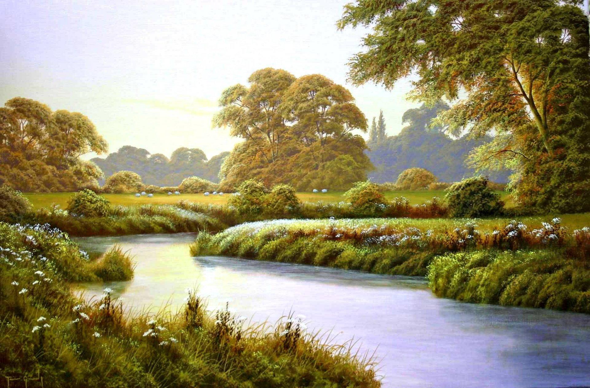 Картинки на которых изображена природа