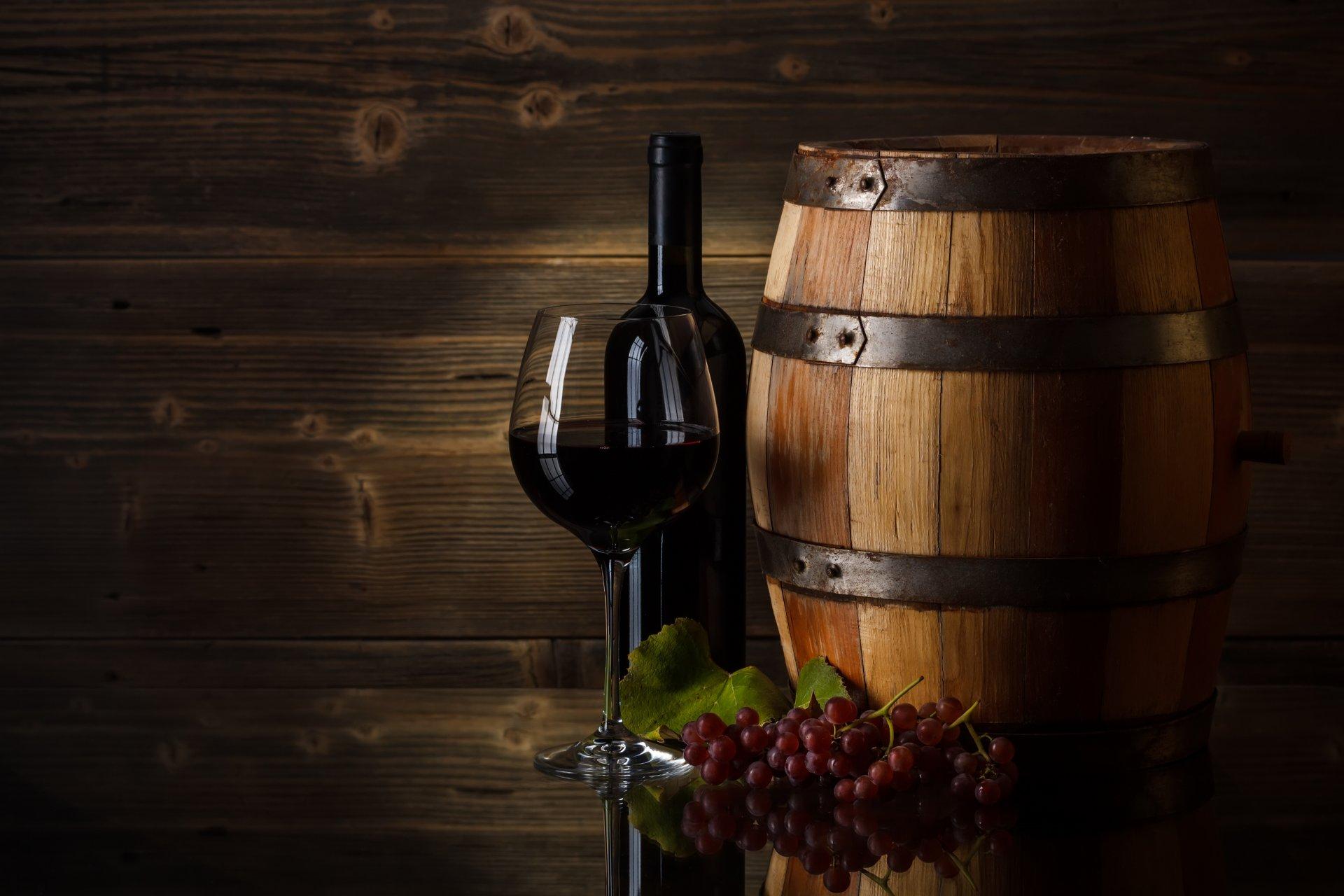 Обои красное, бокалы, виноград, бутылка, вино, доска. Еда foto 19