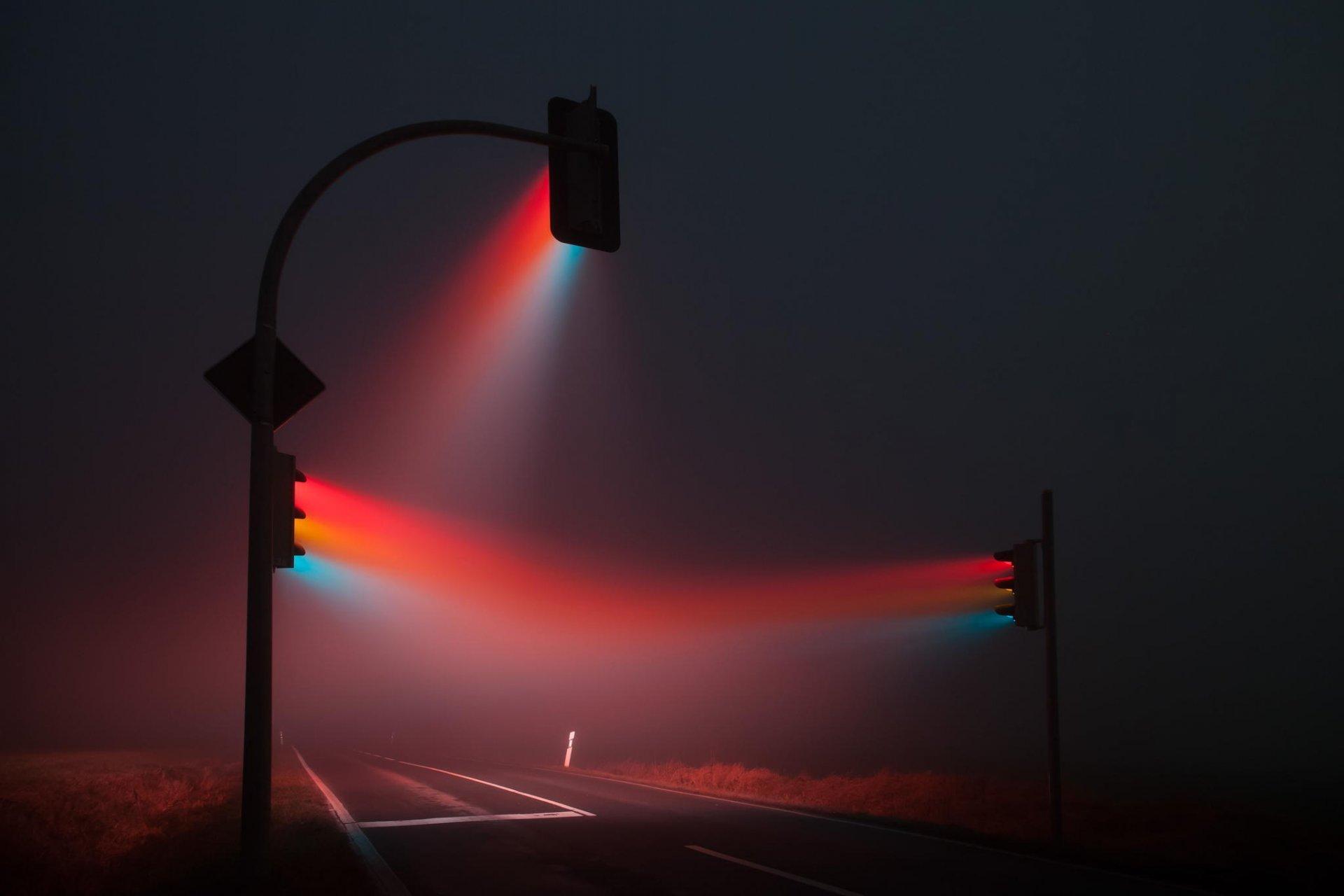 Обои разное, дорожный знак, размытие, Светофор, велосипед. Разное foto 8