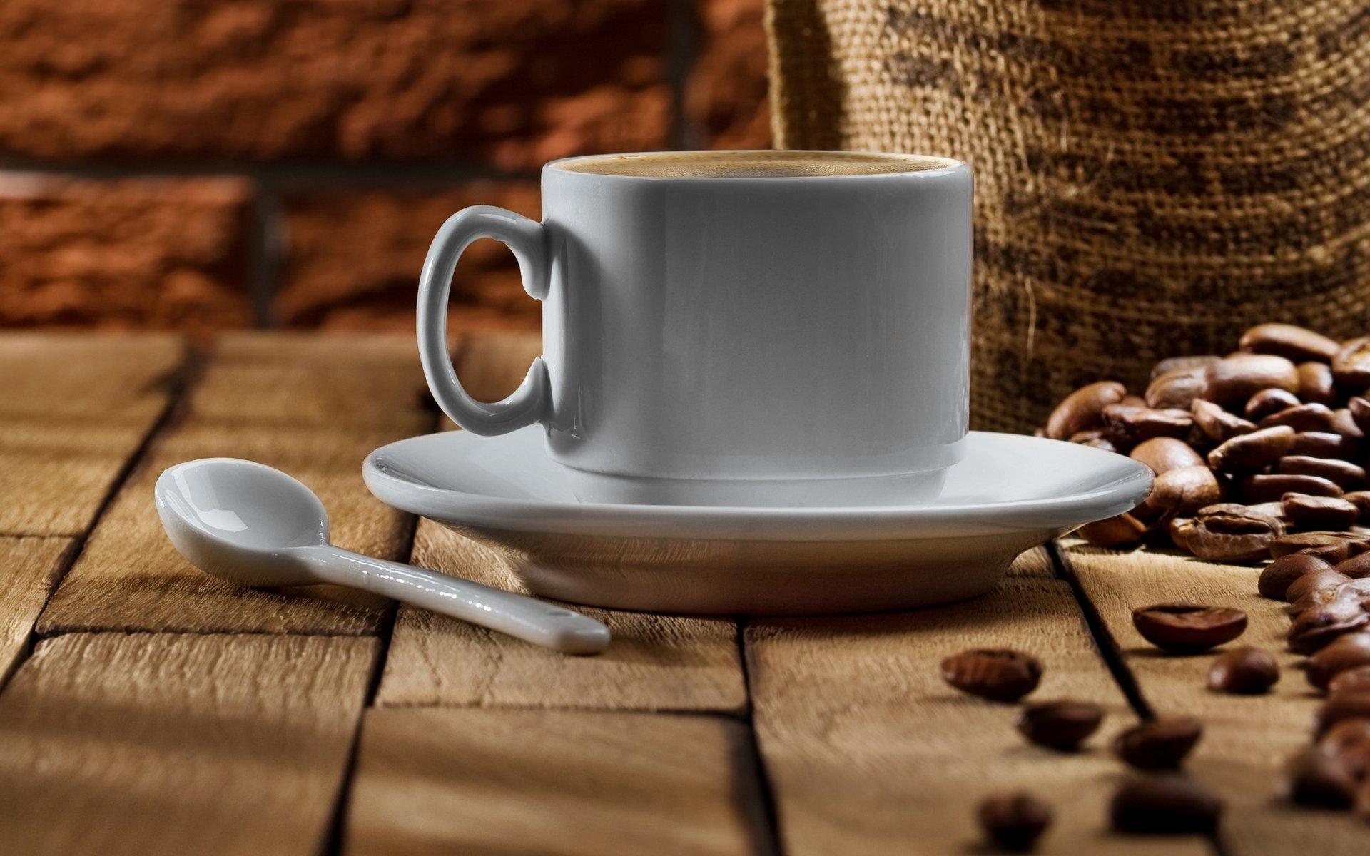 Картинки чашки с кофе на столе