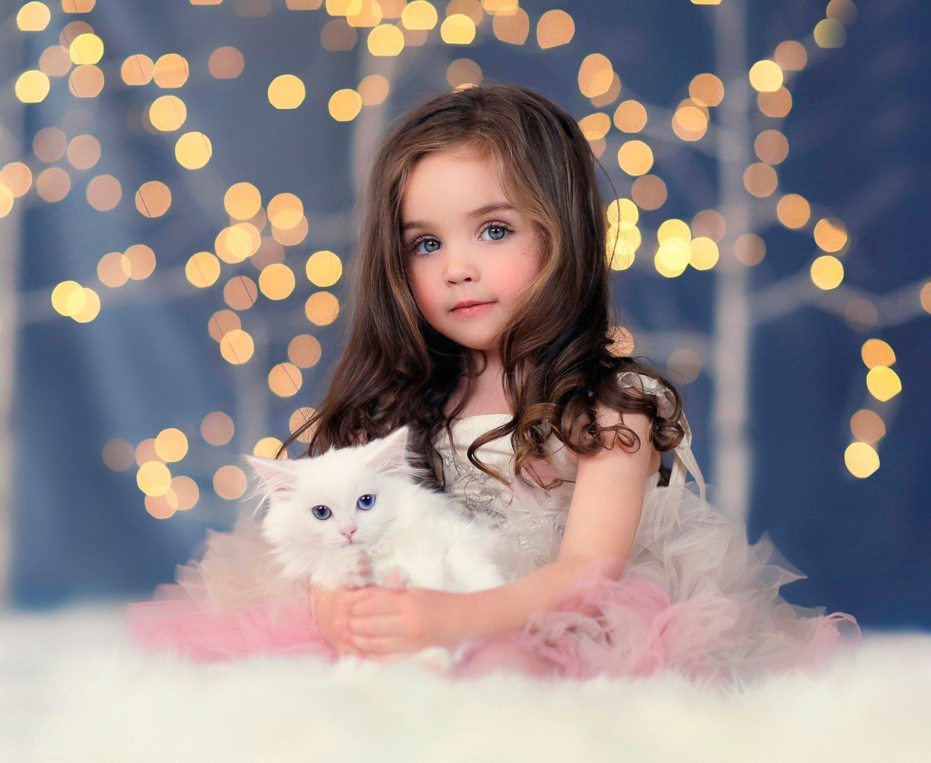 Детские фото красивые, юбилеем лет дочке