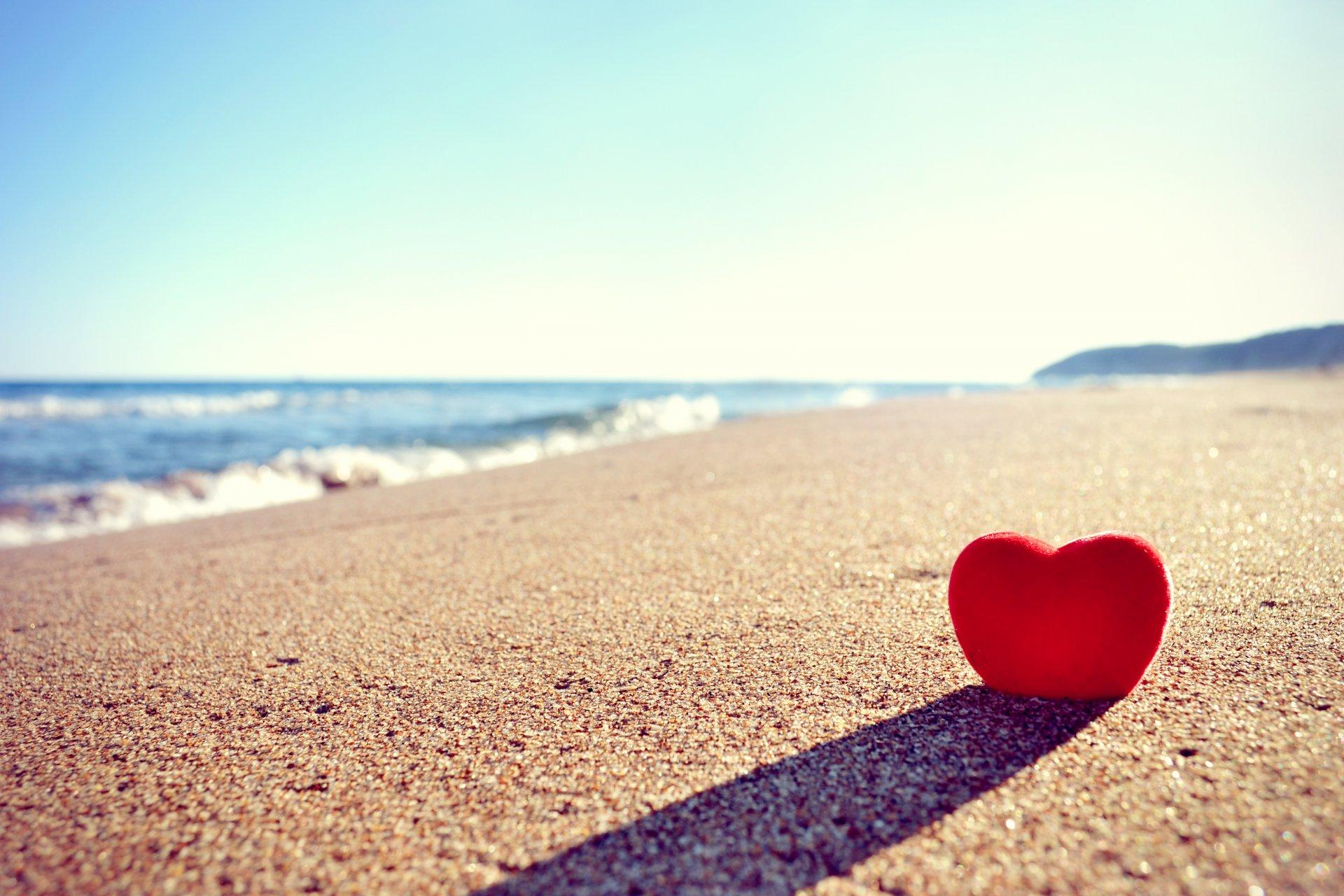 Обои пляж, камни, фигурка. Разное foto 10