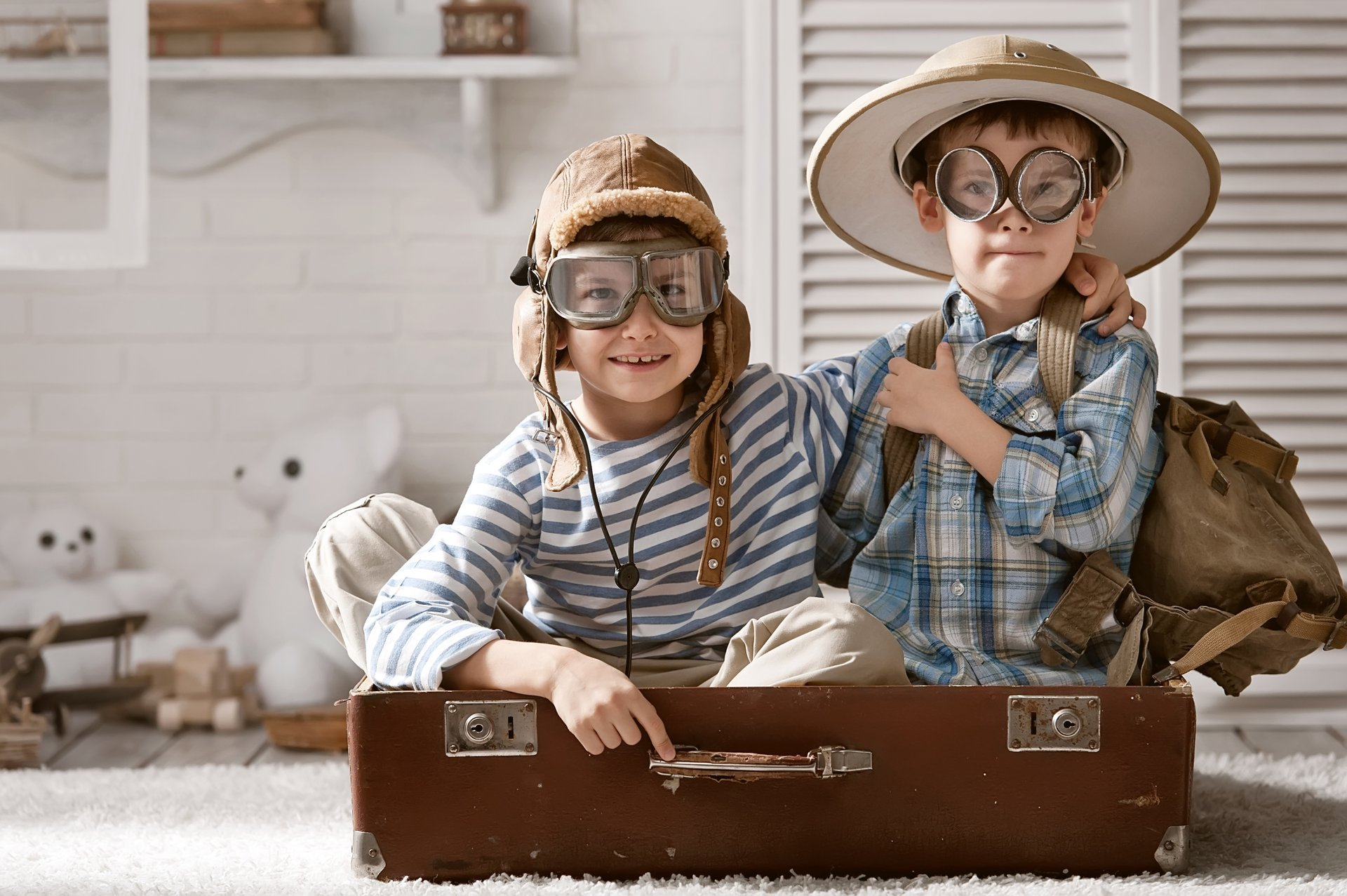 Обои чемодан. Разное foto 15