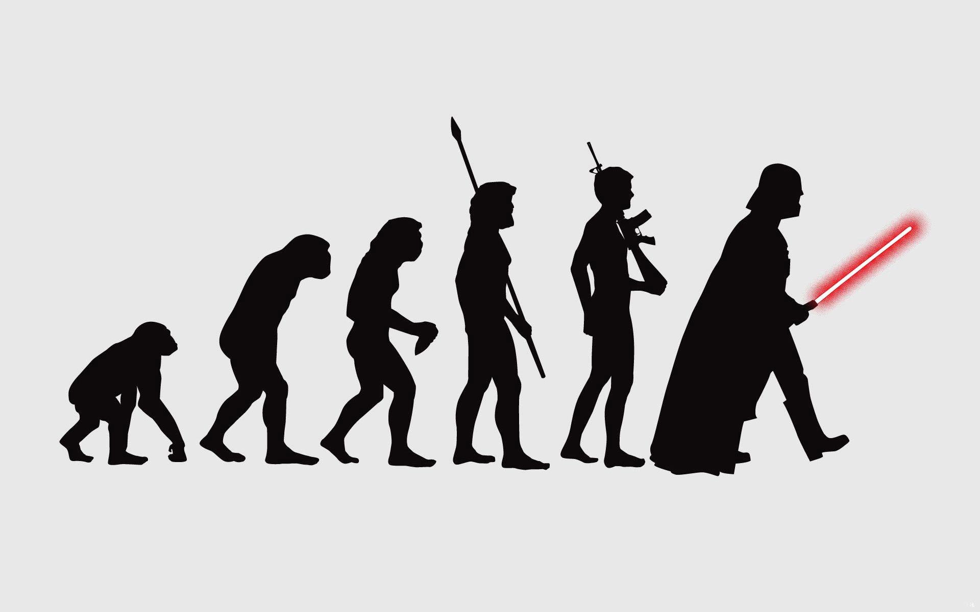 Прикольные, смешная картинка эволюция