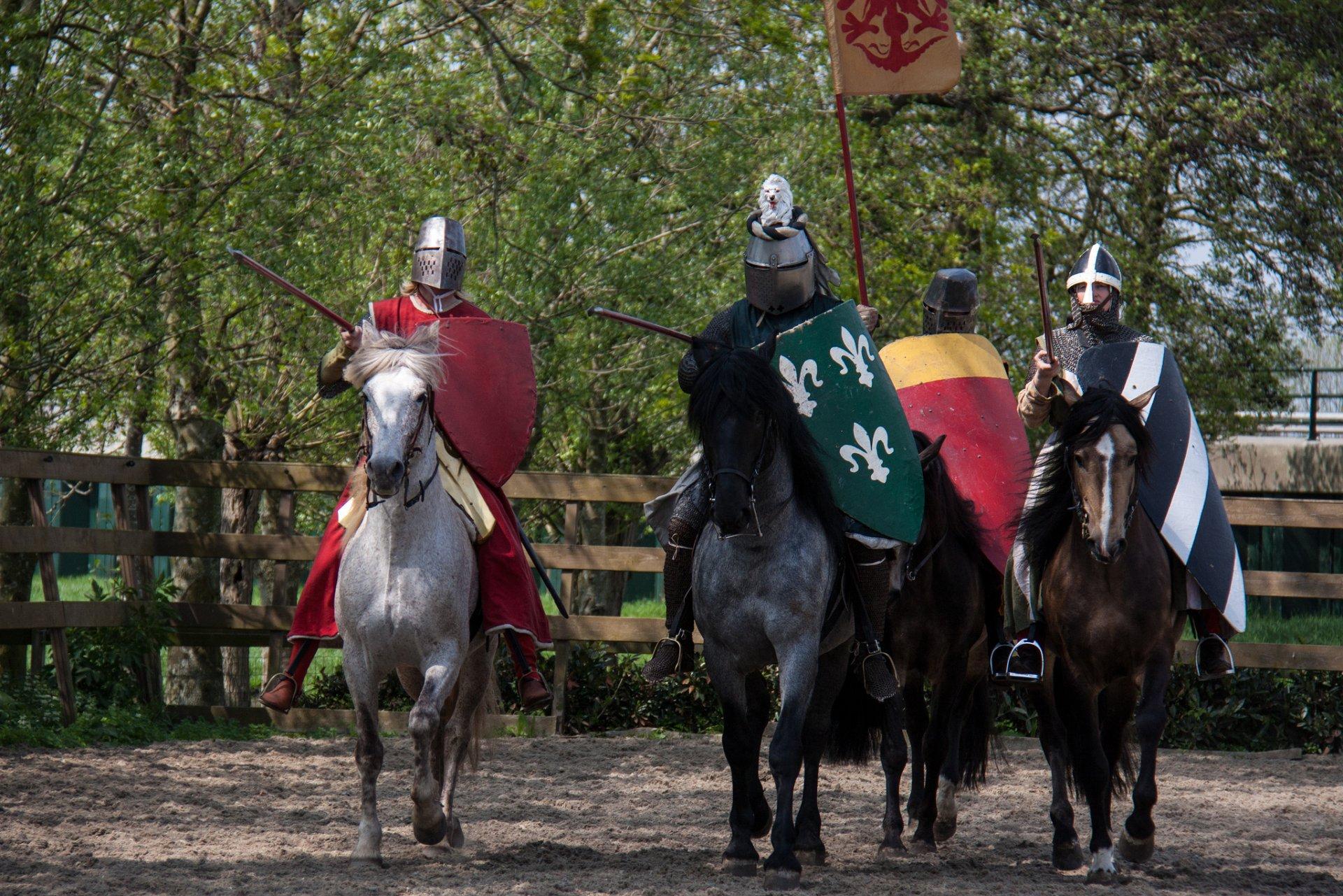 Обои доспехи, Рыцарь, лошадь. Разное foto 12