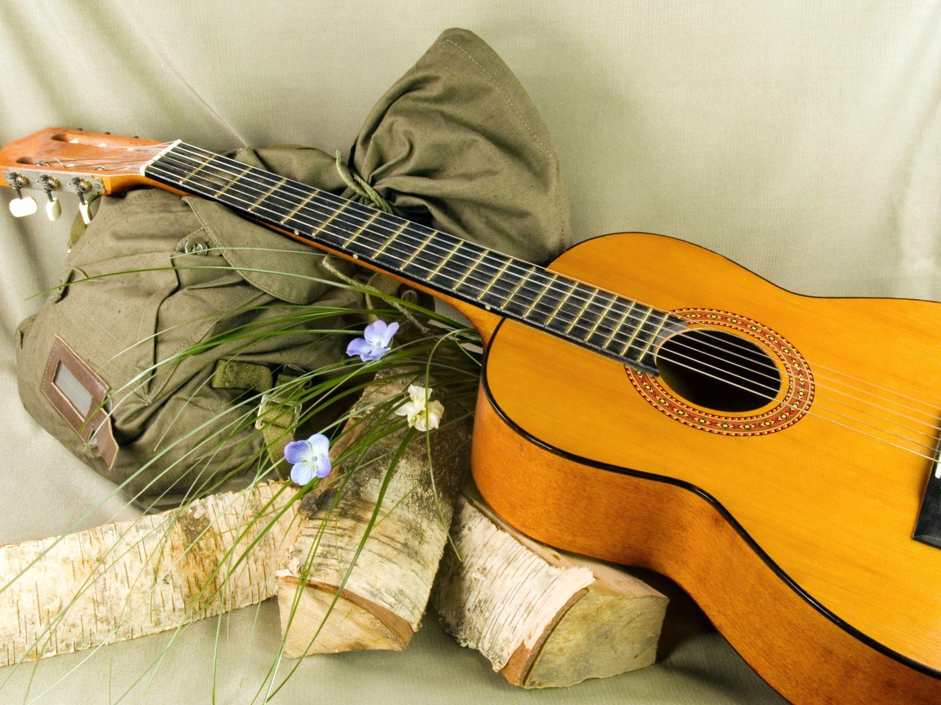 Поздравление мужчине с гитарой