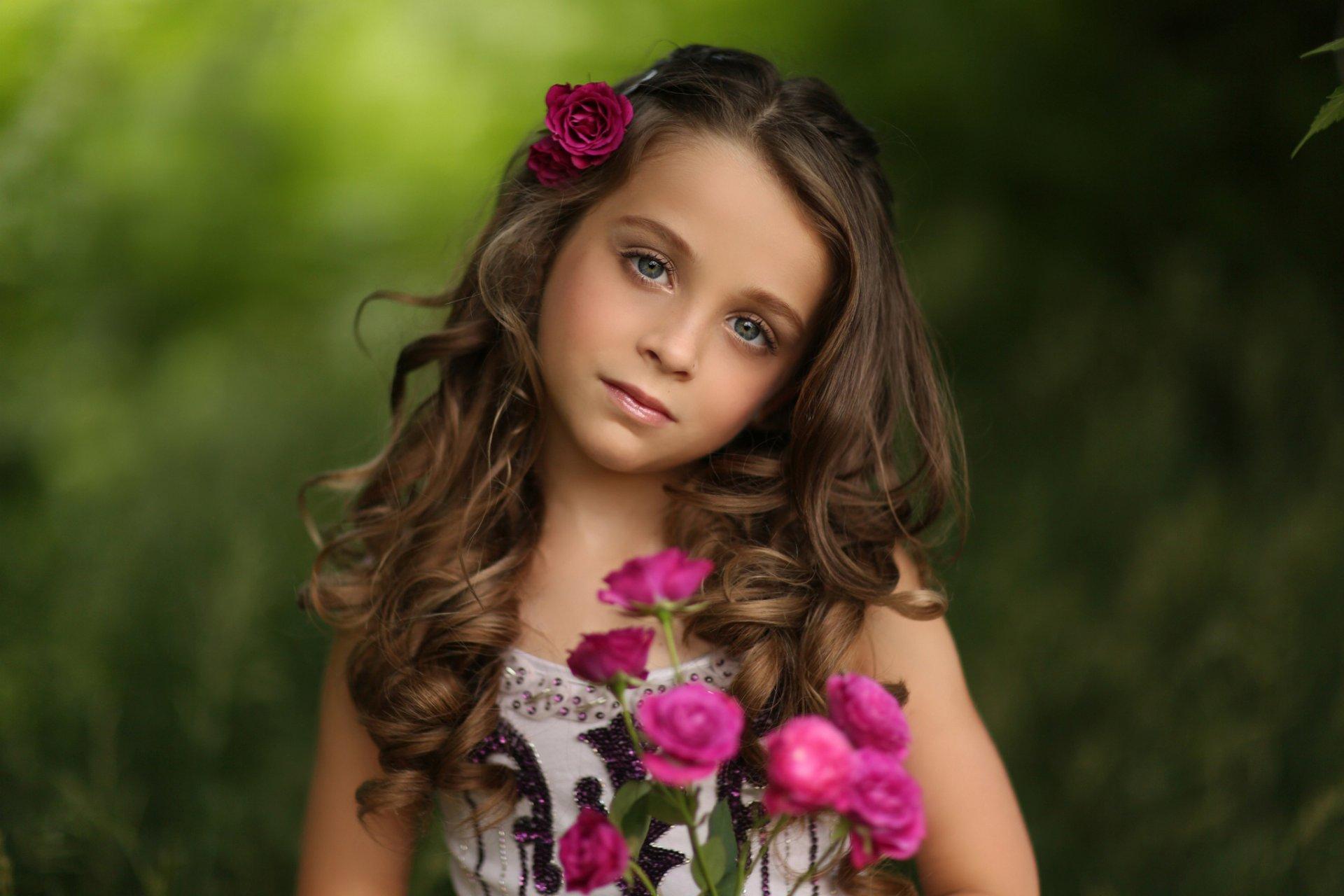девочка фото