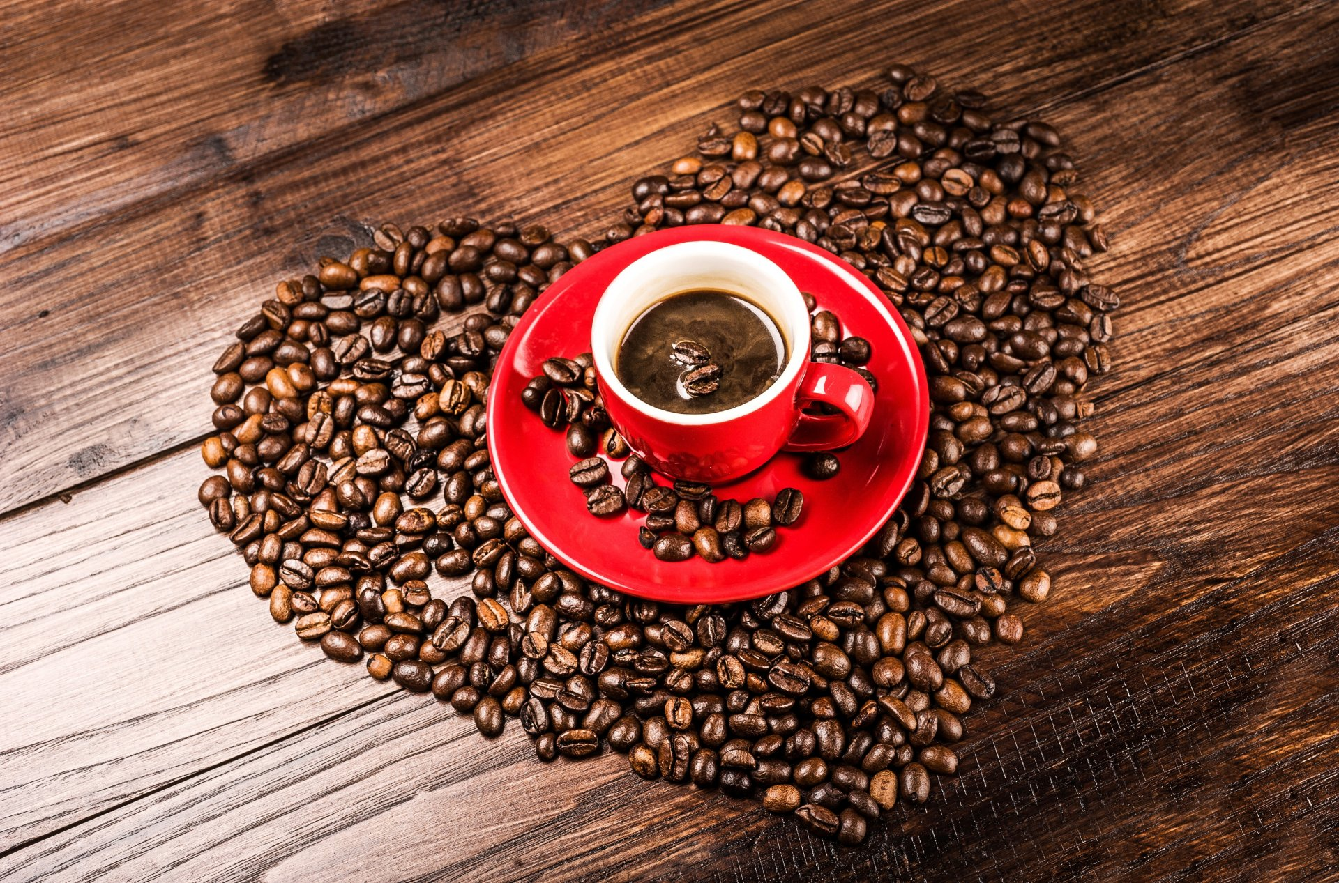 стилевое картинки про кофе на столе представляют