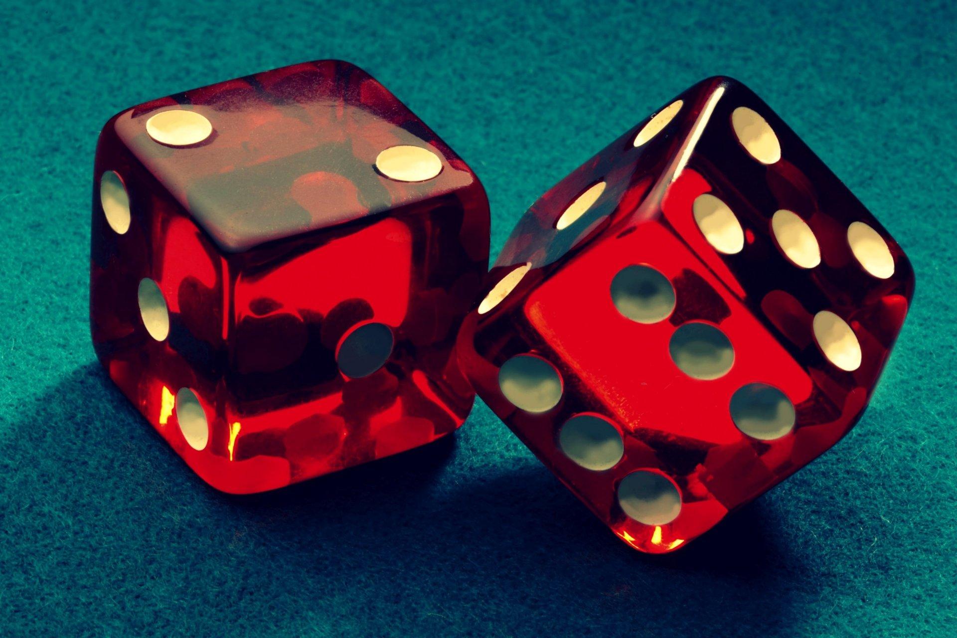 Обои кубики, игральные кости. Разное foto 6