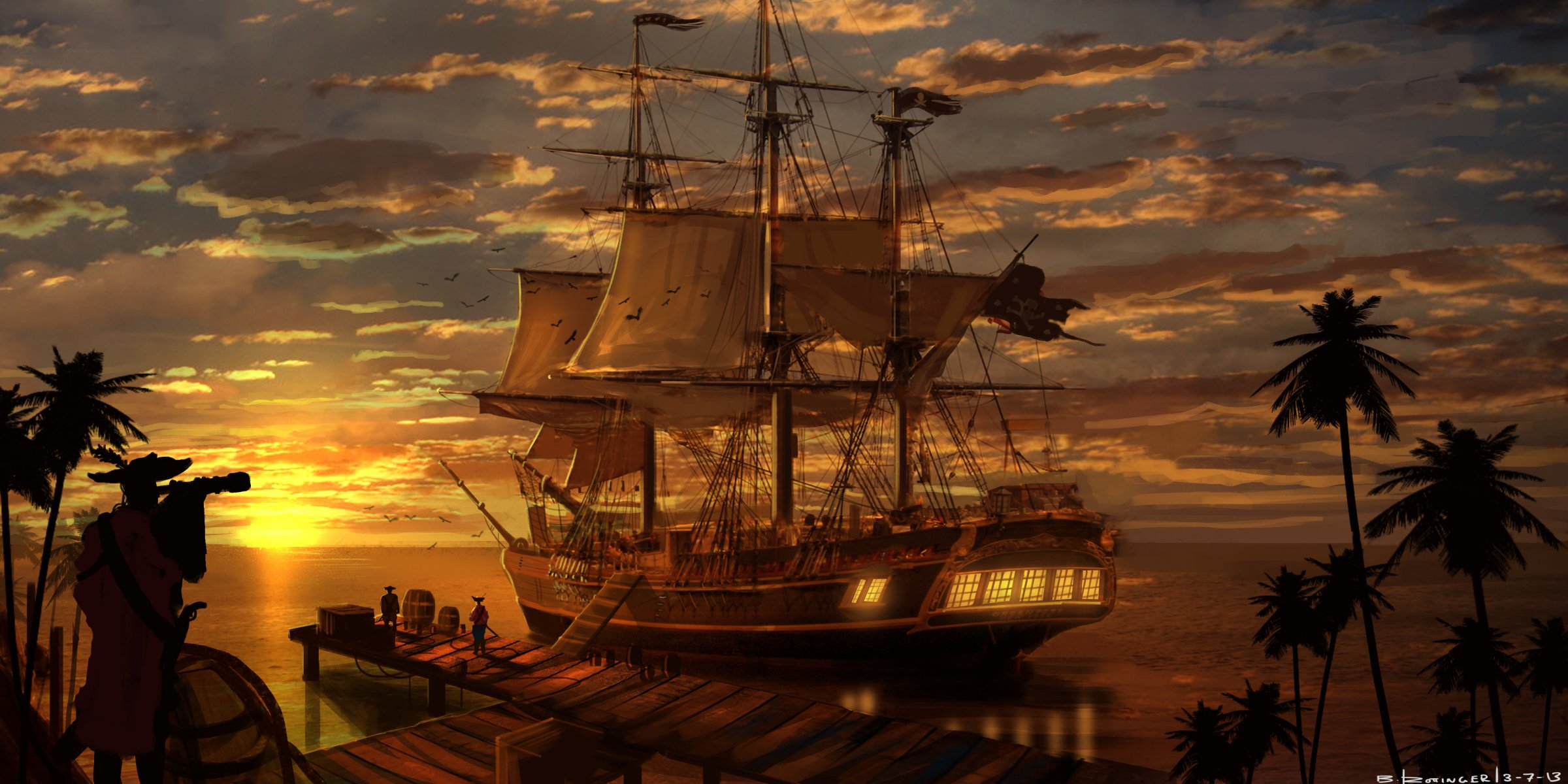an overview of the pirate steel company Pirates of the caribbean encyclopedia is a official disney pirates youtube pirates of the caribbean of mercer's soldiers of the east india trading company.