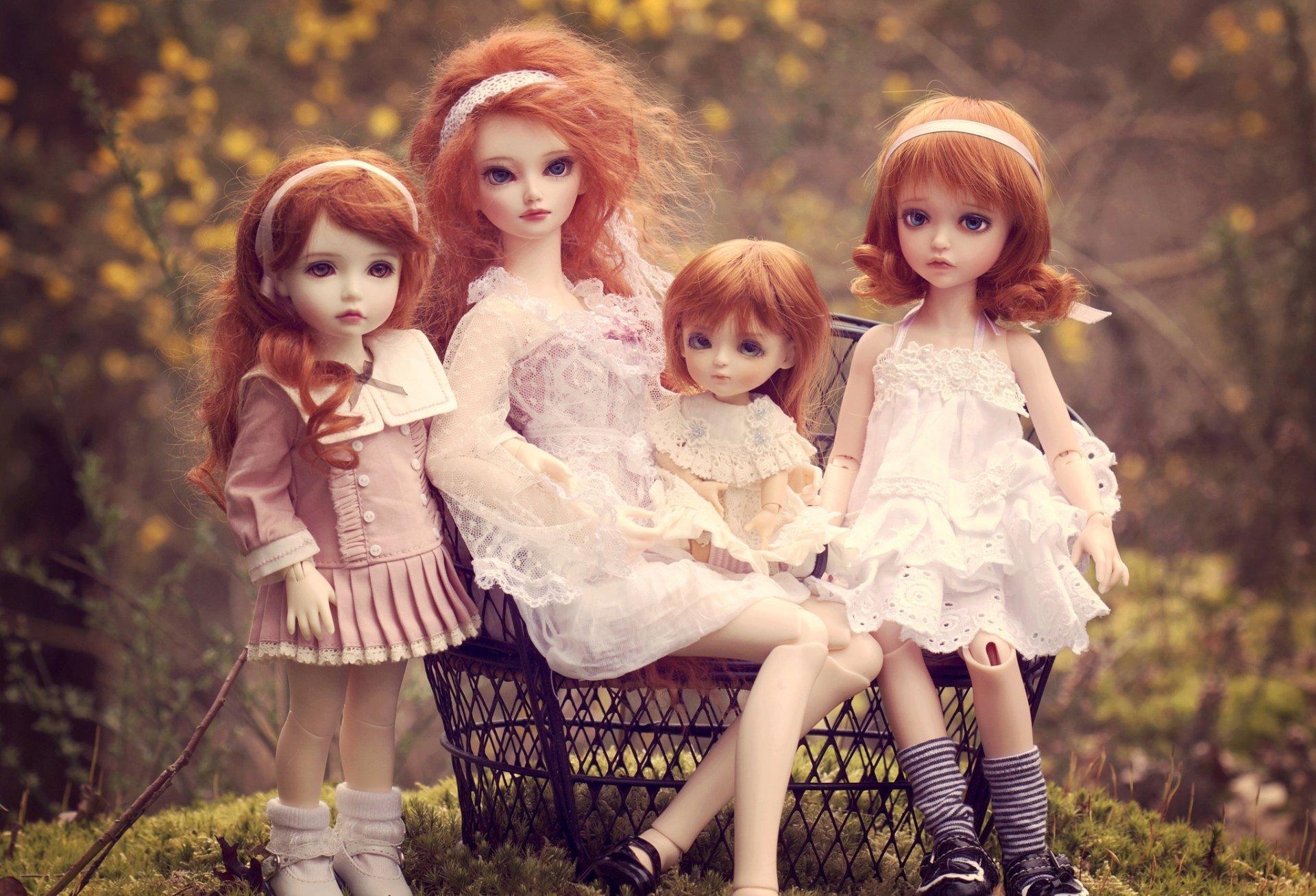 посещение огромные картинки с куклами возникла