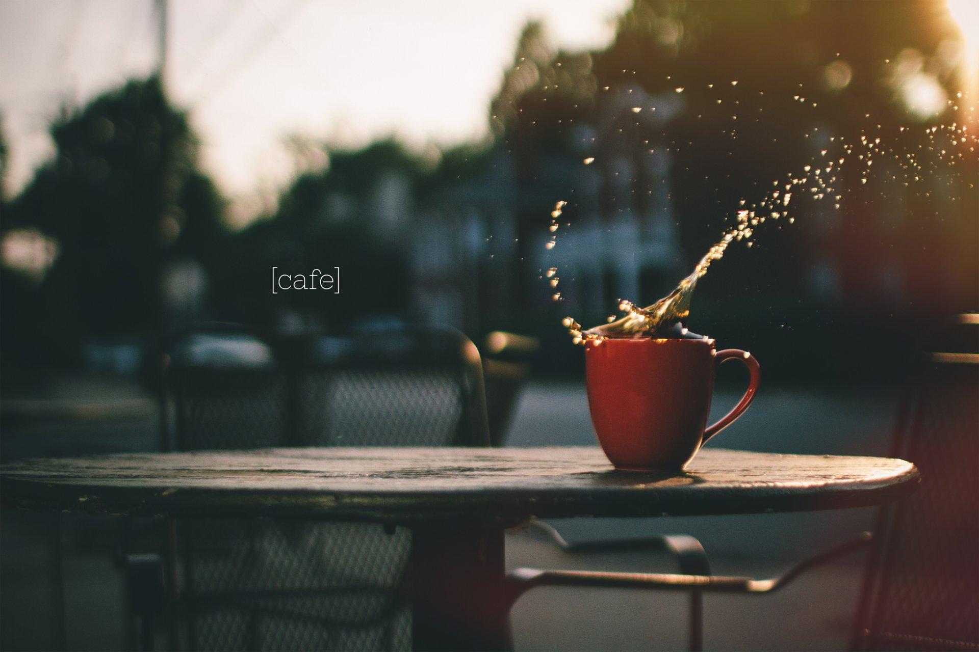 Обои записка, кофе. Разное foto 15