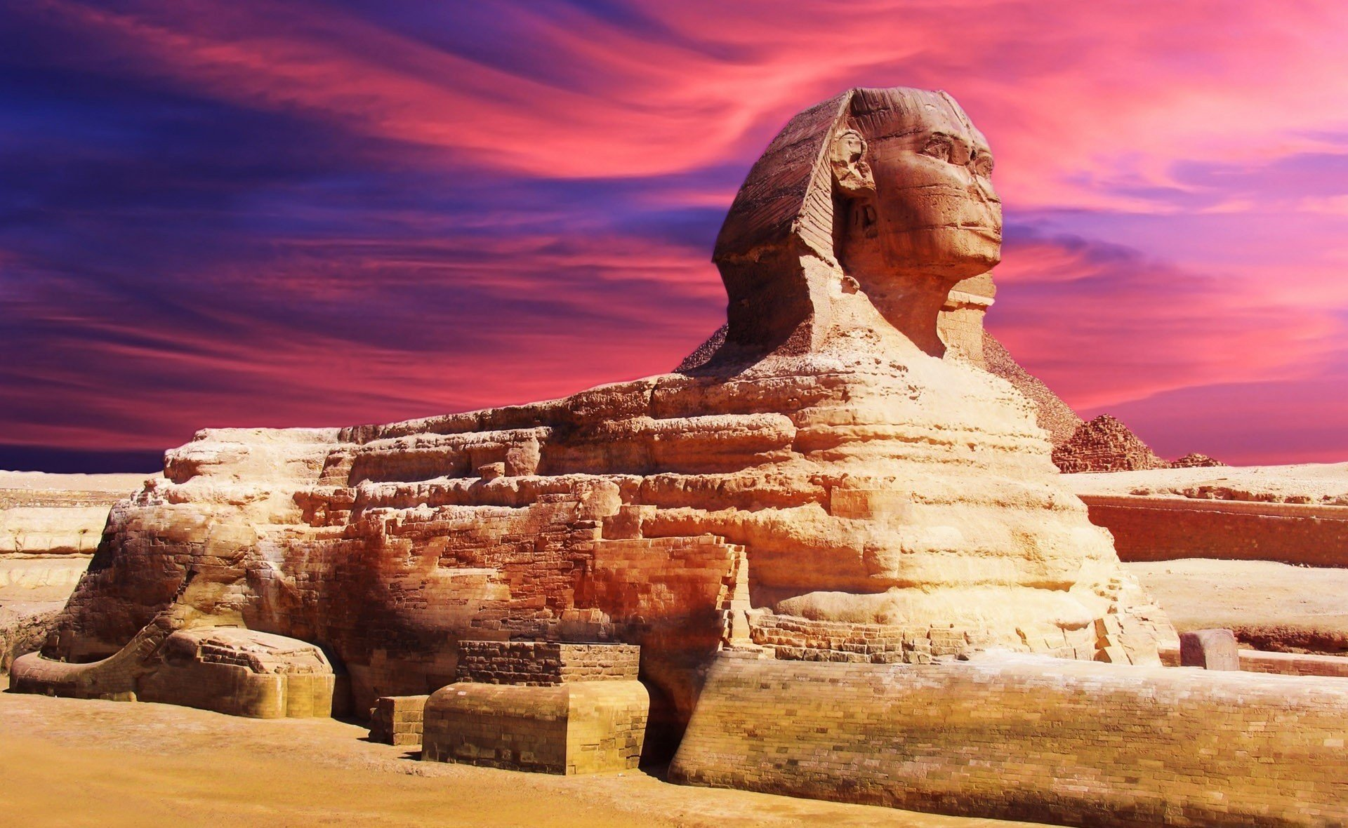 Sphinx pictures from giza The Great Sphinx: What We Know, What We Think We