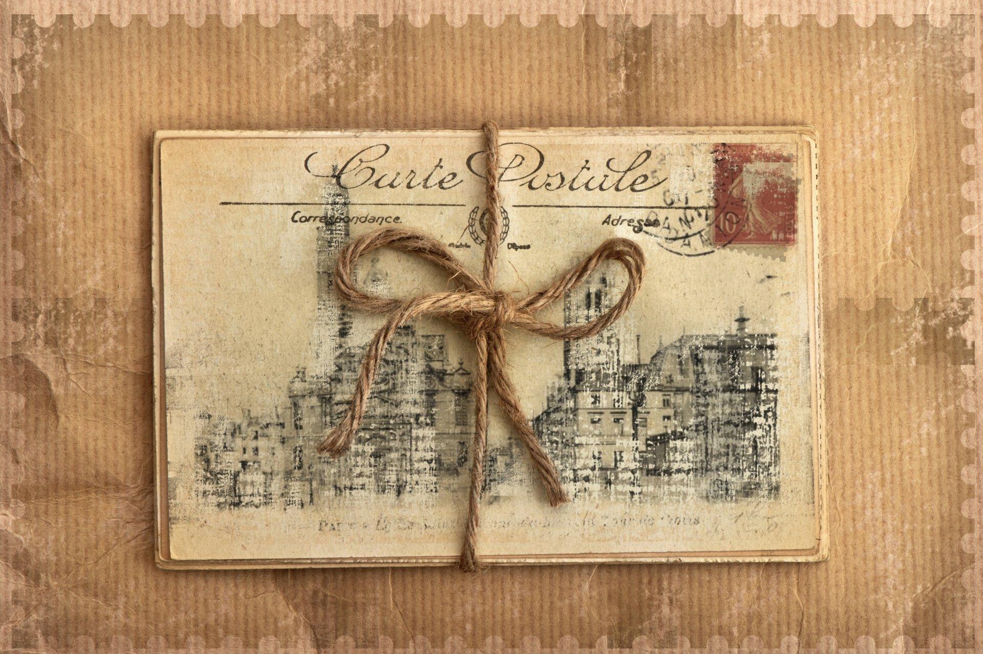 Открытка в старинном стиле, картинки именем настя