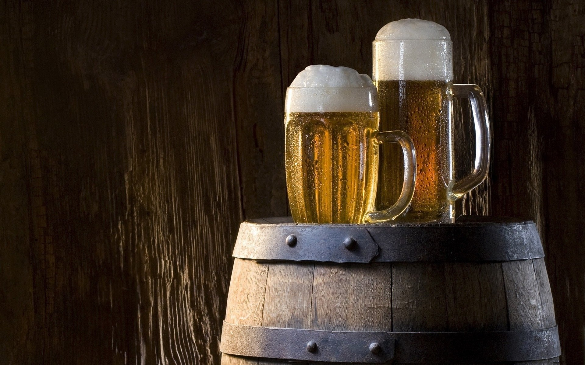 пиво в бочонках фото снимки