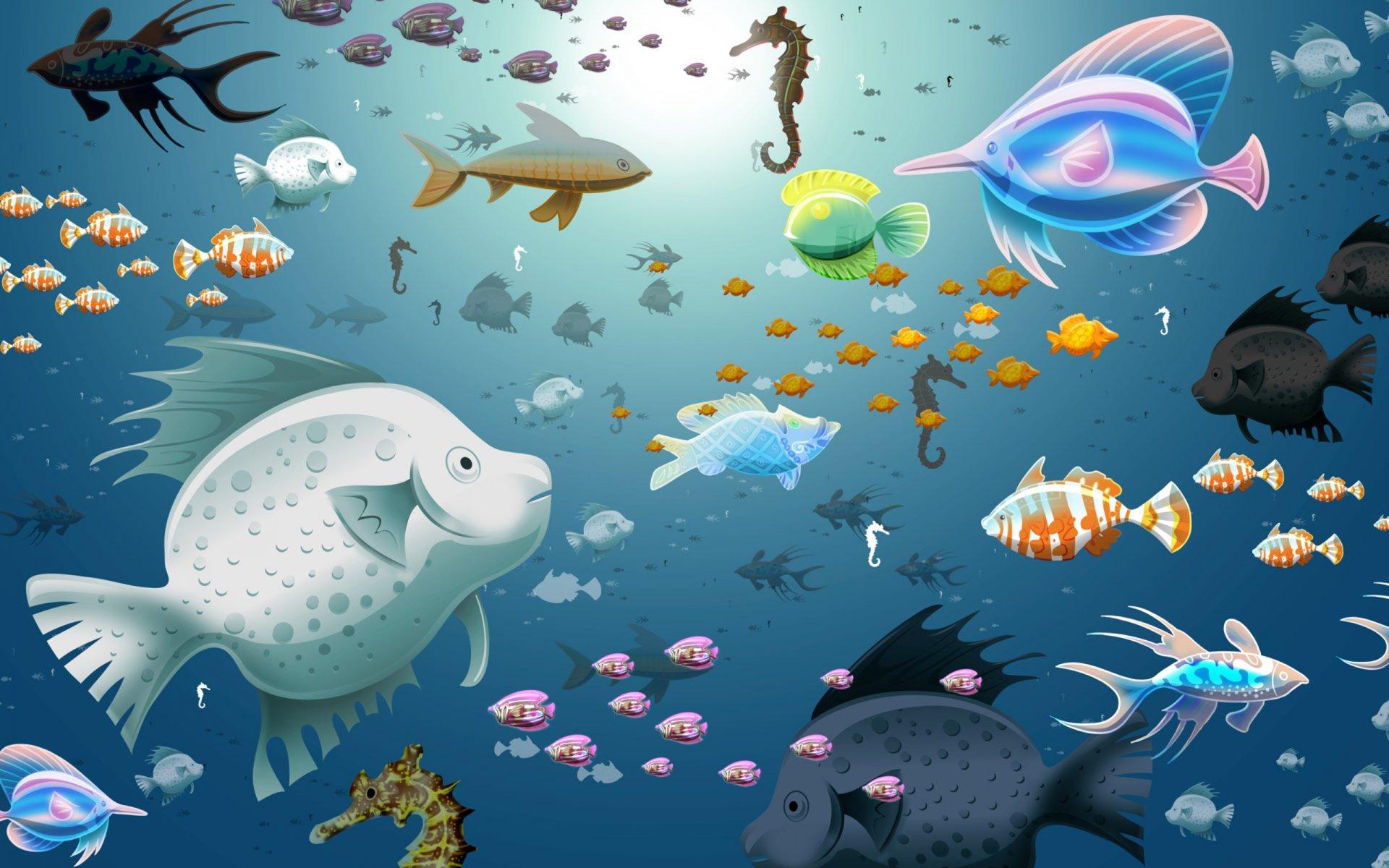 Juegos de tomar fotos a peces gratis 36