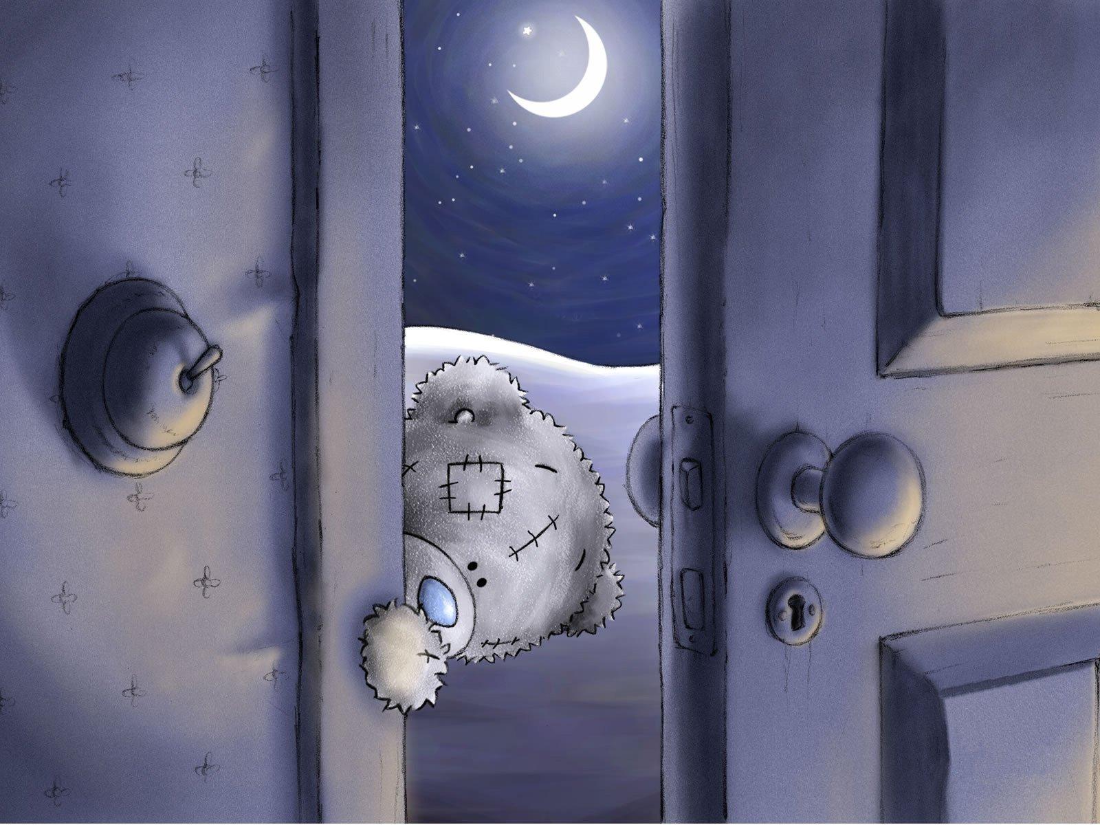 Картинка с приколом на ночь, добрыми пожеланиями диск