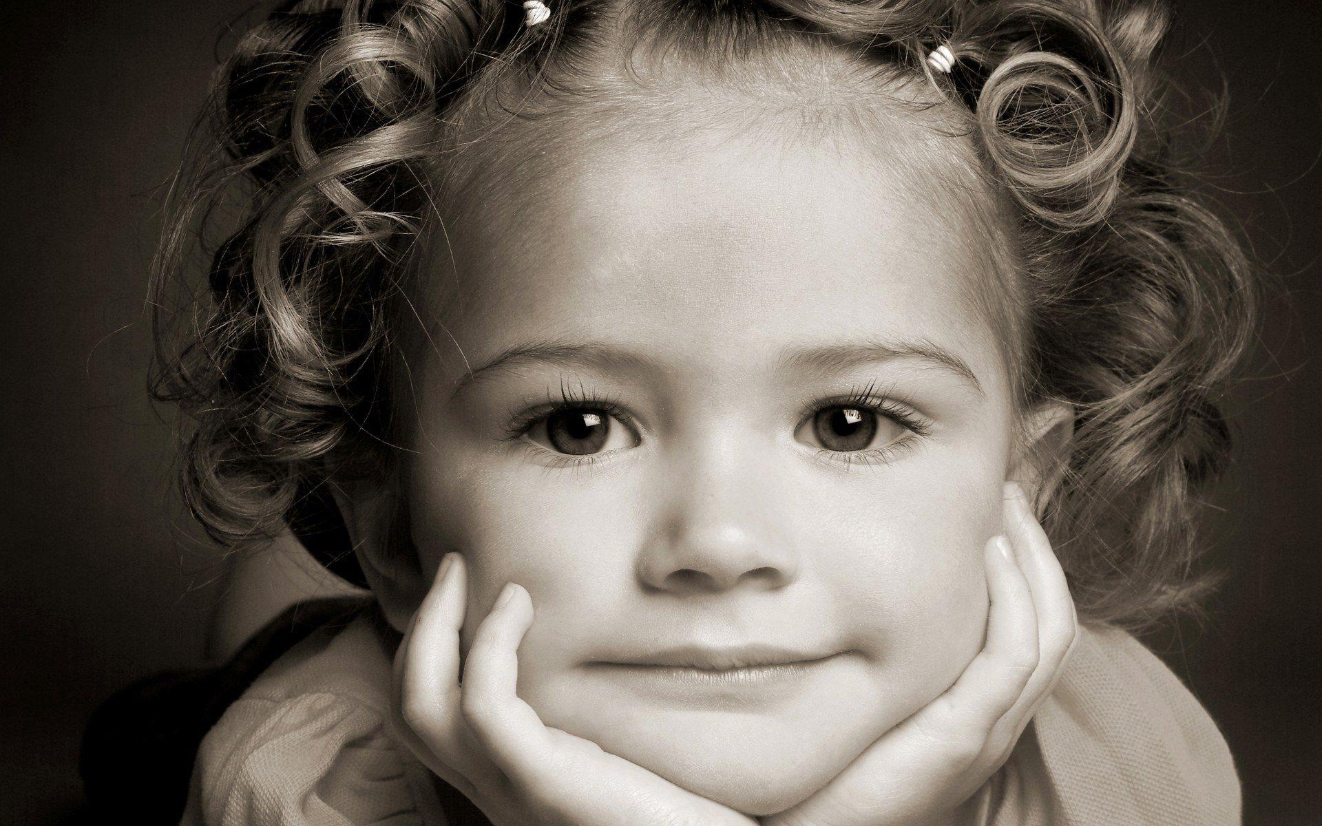 Обои улыбка, портрет, Девочка. Разное foto 9