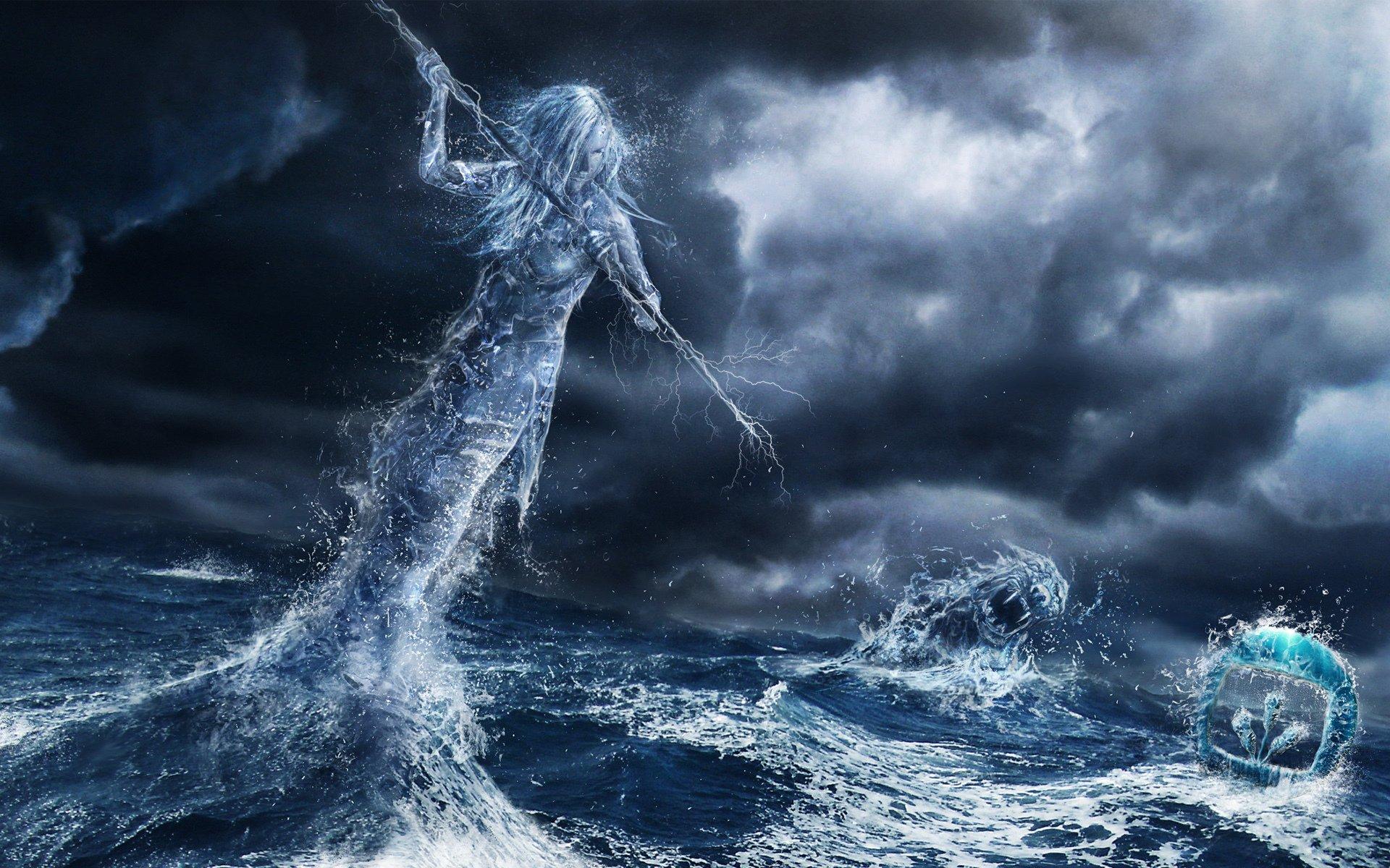 картинки ветра и воды жили