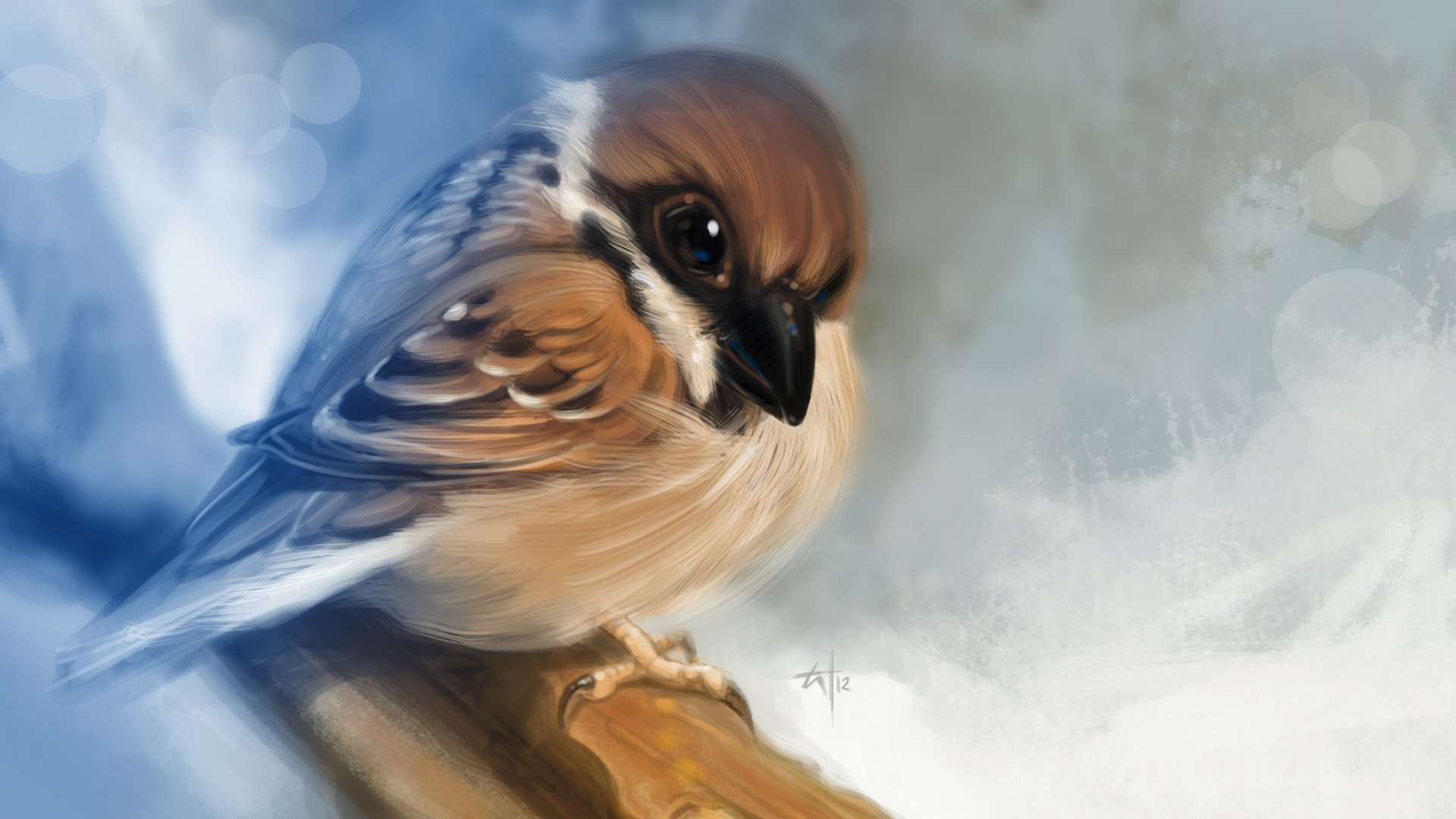 отношение компактным картинки на аву с птицами лимфодренажном обертывании