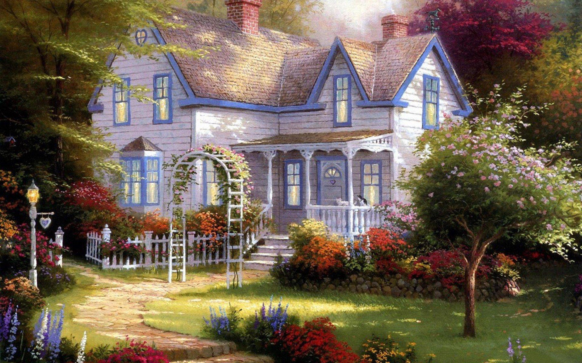 Мой дом картинки в садик