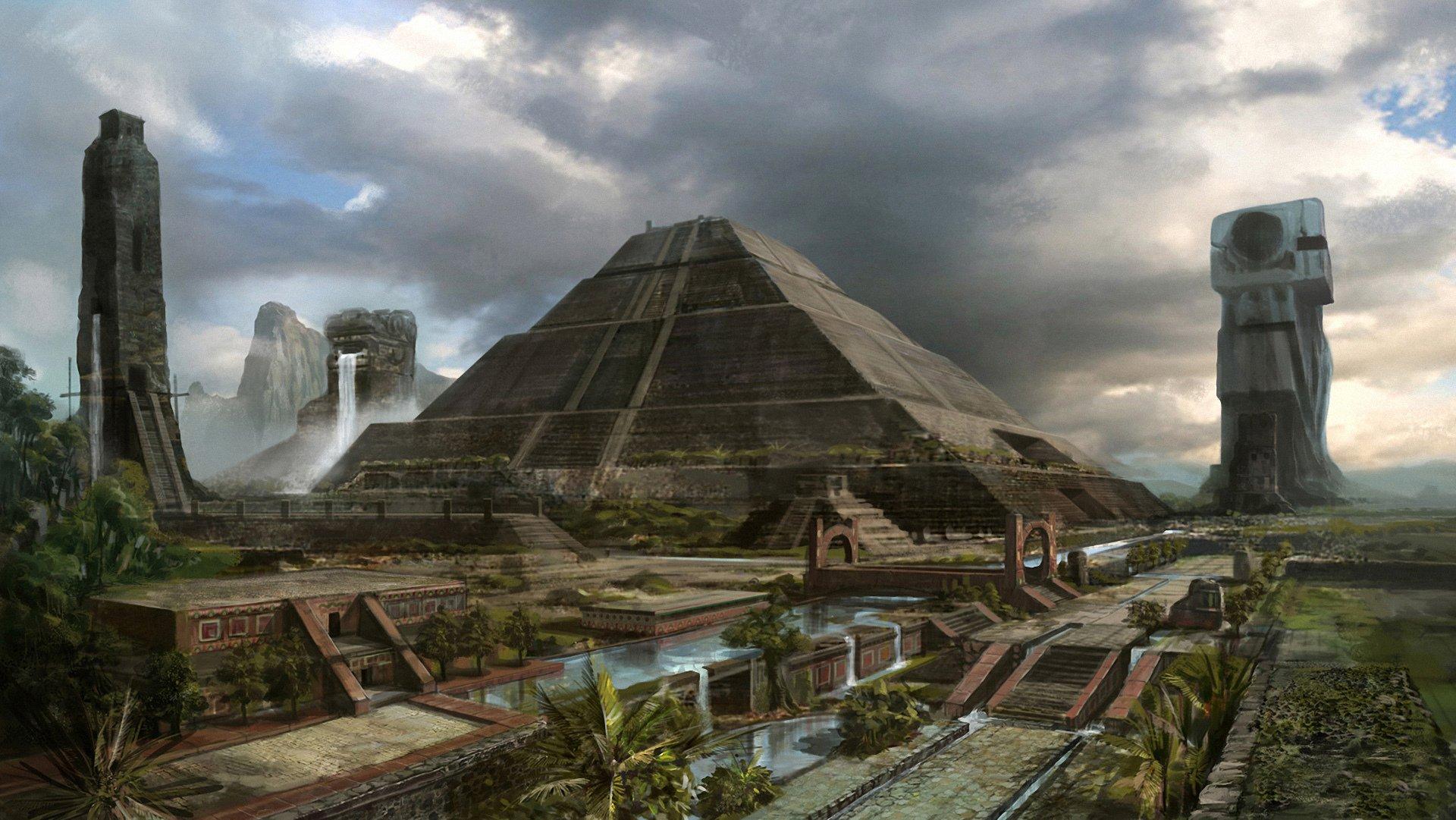 10 major achievements of the ancient aztec civilization - HD1920×1081
