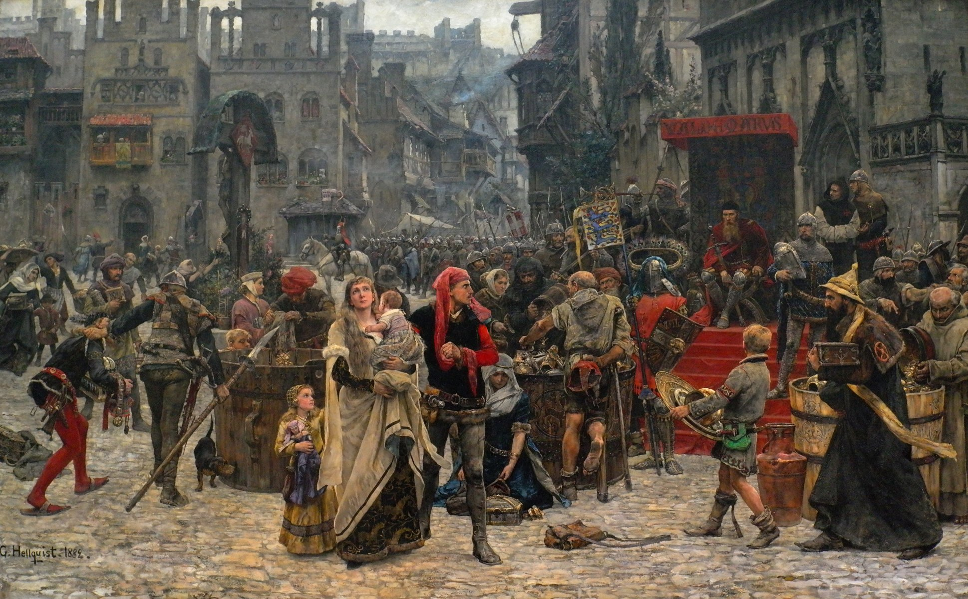Почему мечта многих средневековых монархов создать империю 18