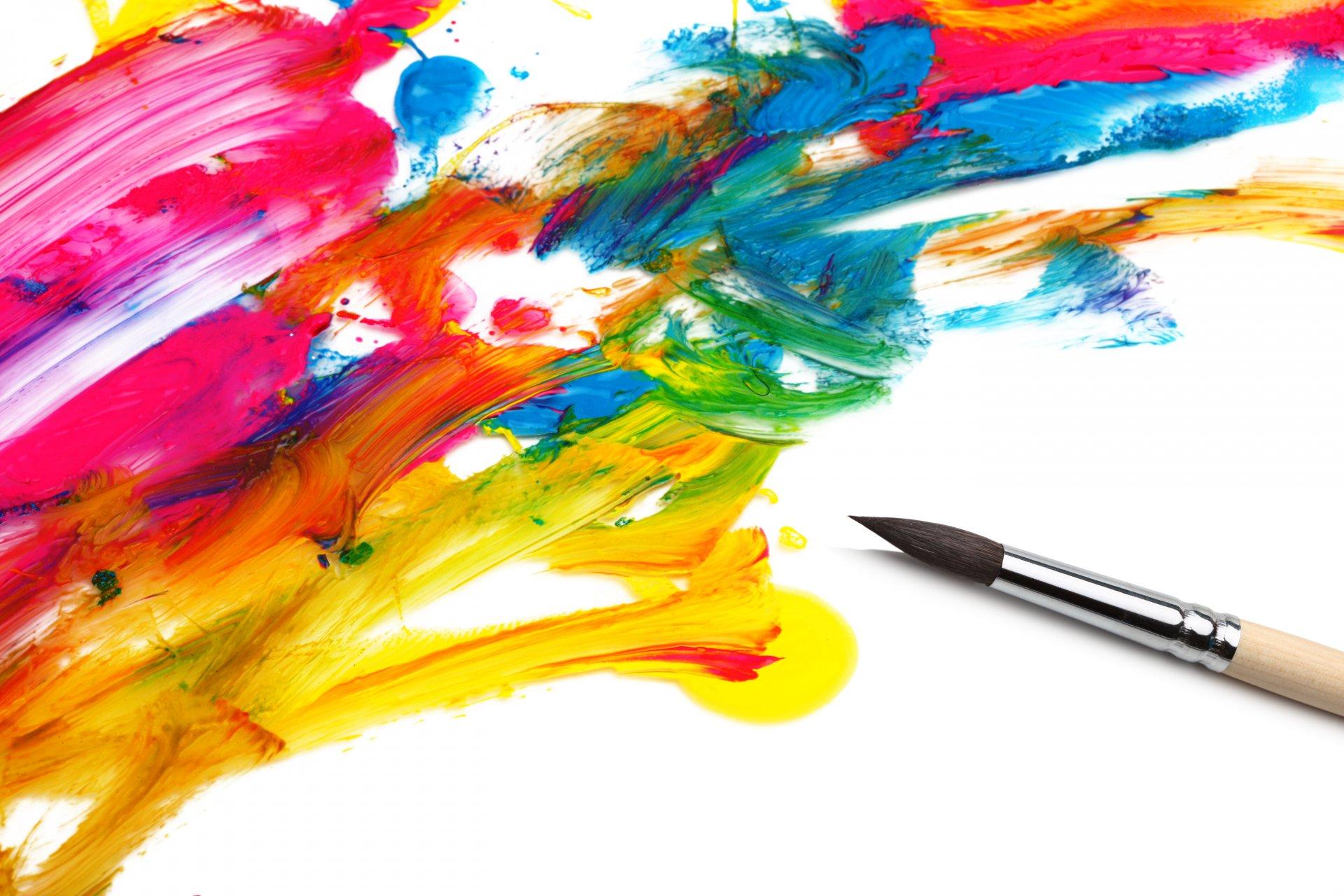 Чем нарисовать красочные картинки
