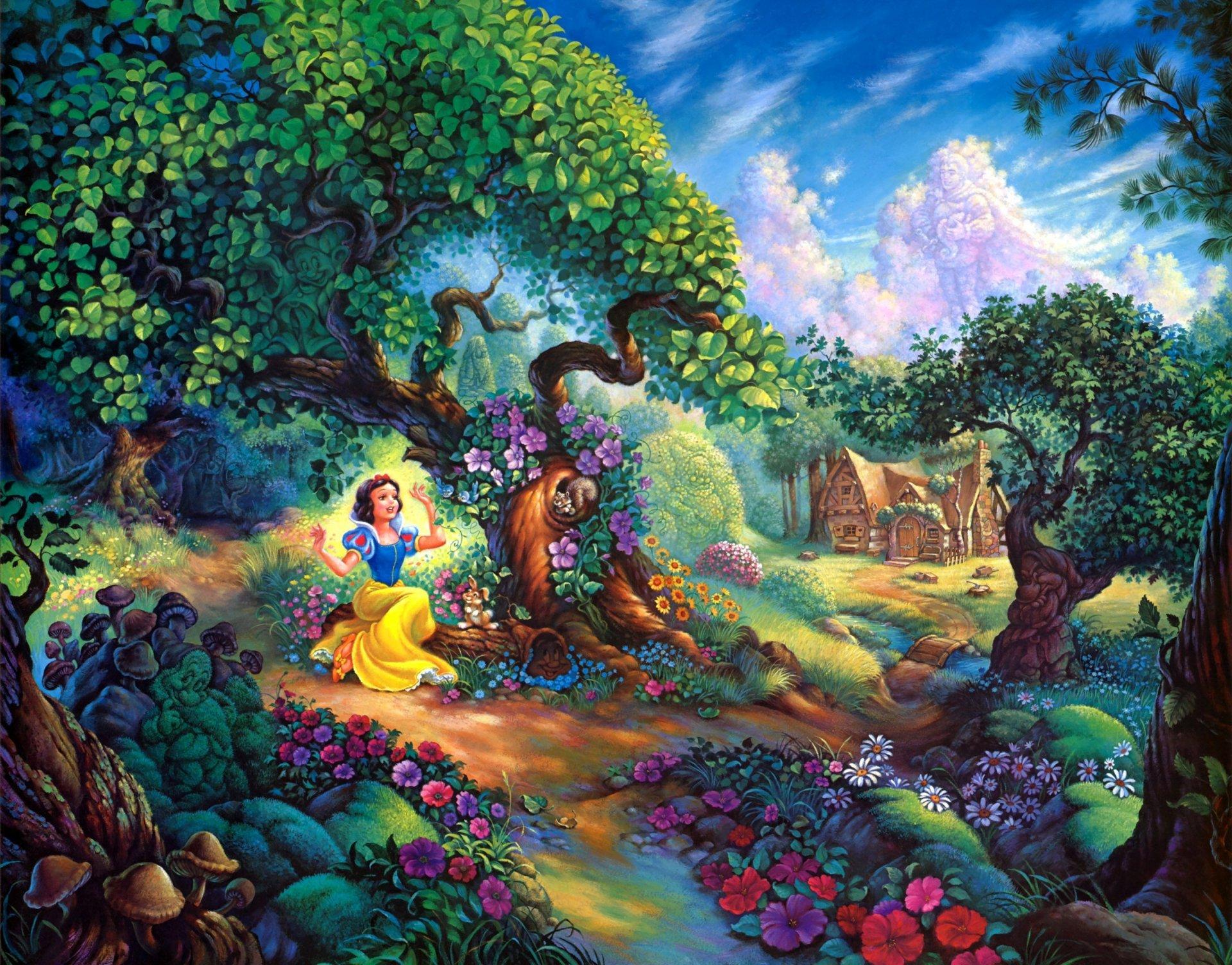 Картинки сказочно волшебные