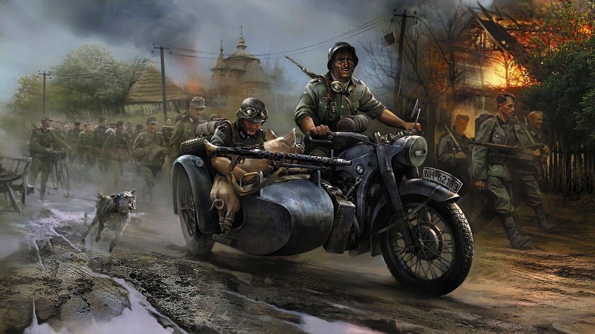 У Києві почали патрулювання вулиць 16 поліцейських на мотоциклах - Цензор.НЕТ 3693