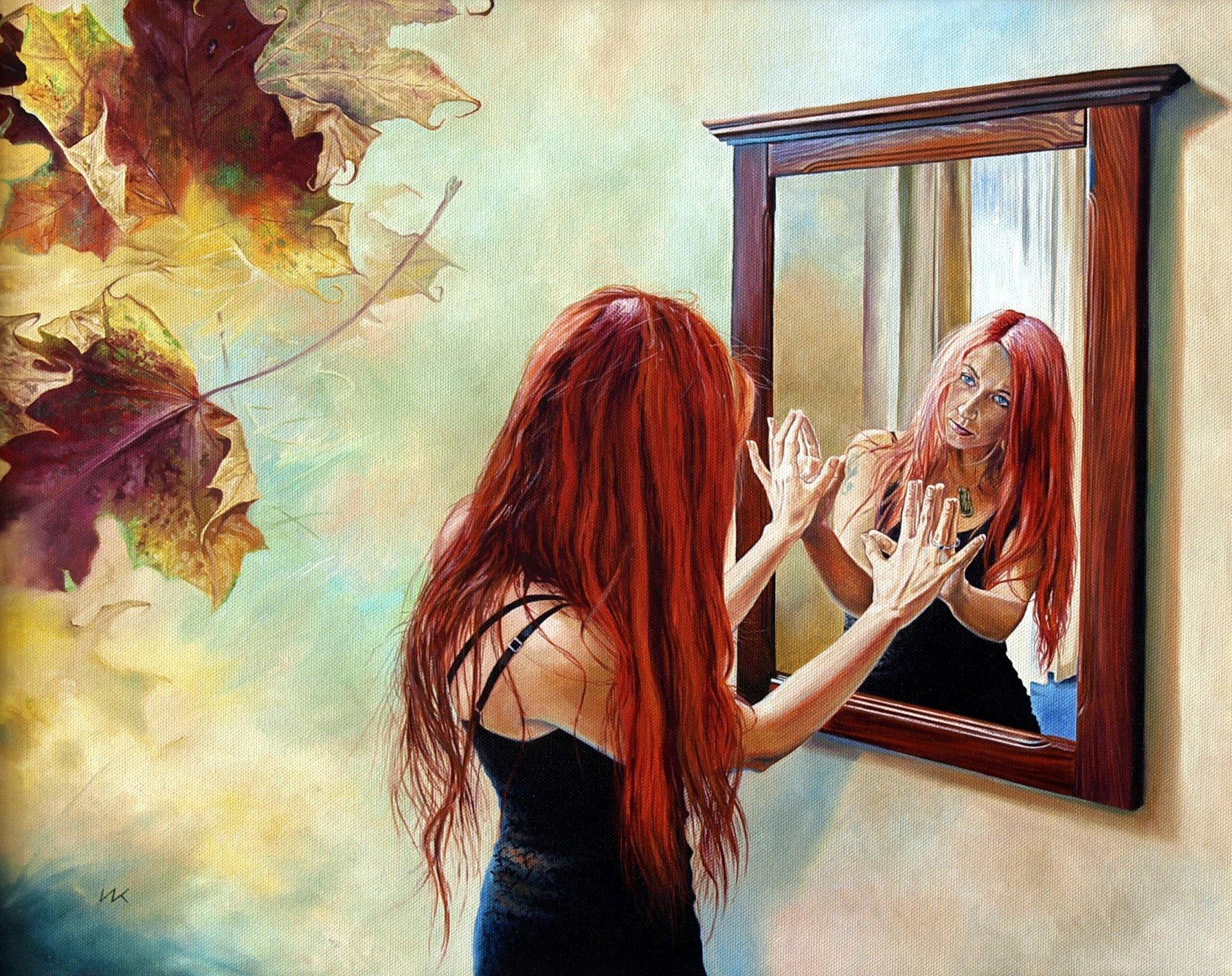 Но что же означает такой сон и хорошо ли, если видишь свое отражение в зеркале во сне.