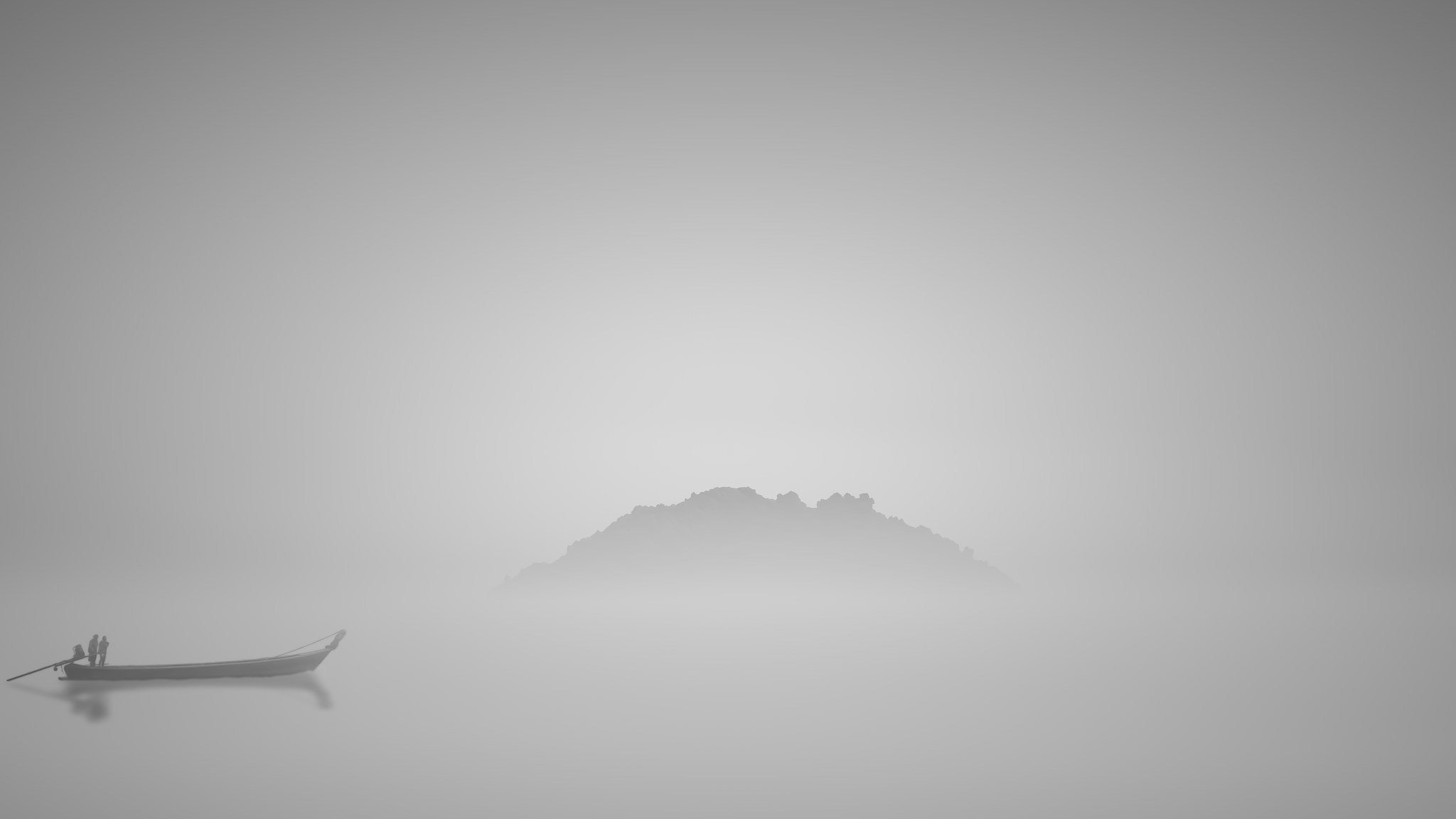 Остров в тумане подборки