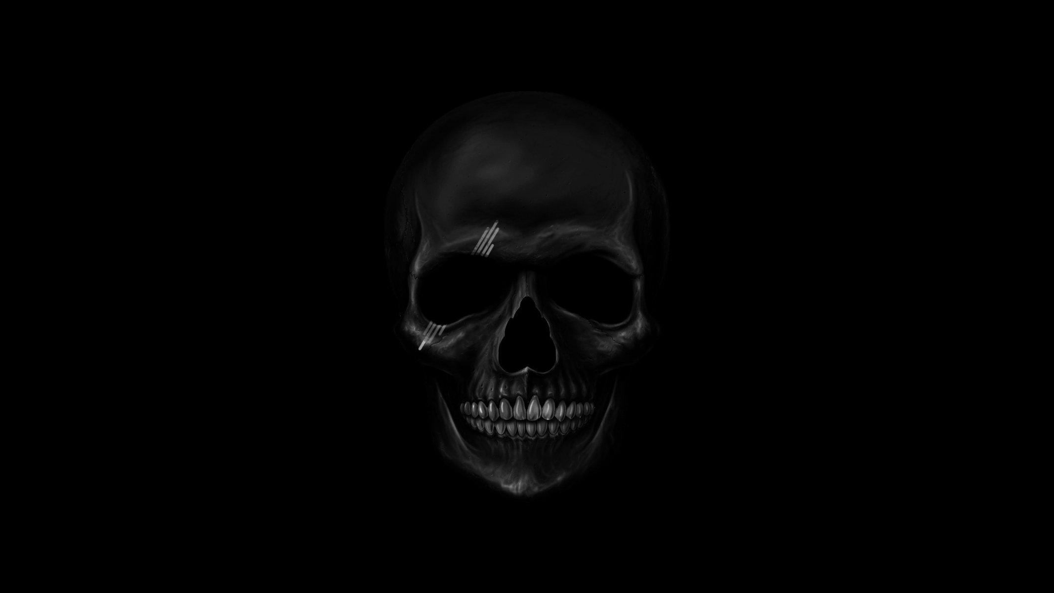 Обои череп, фон, makro. Разное foto 16