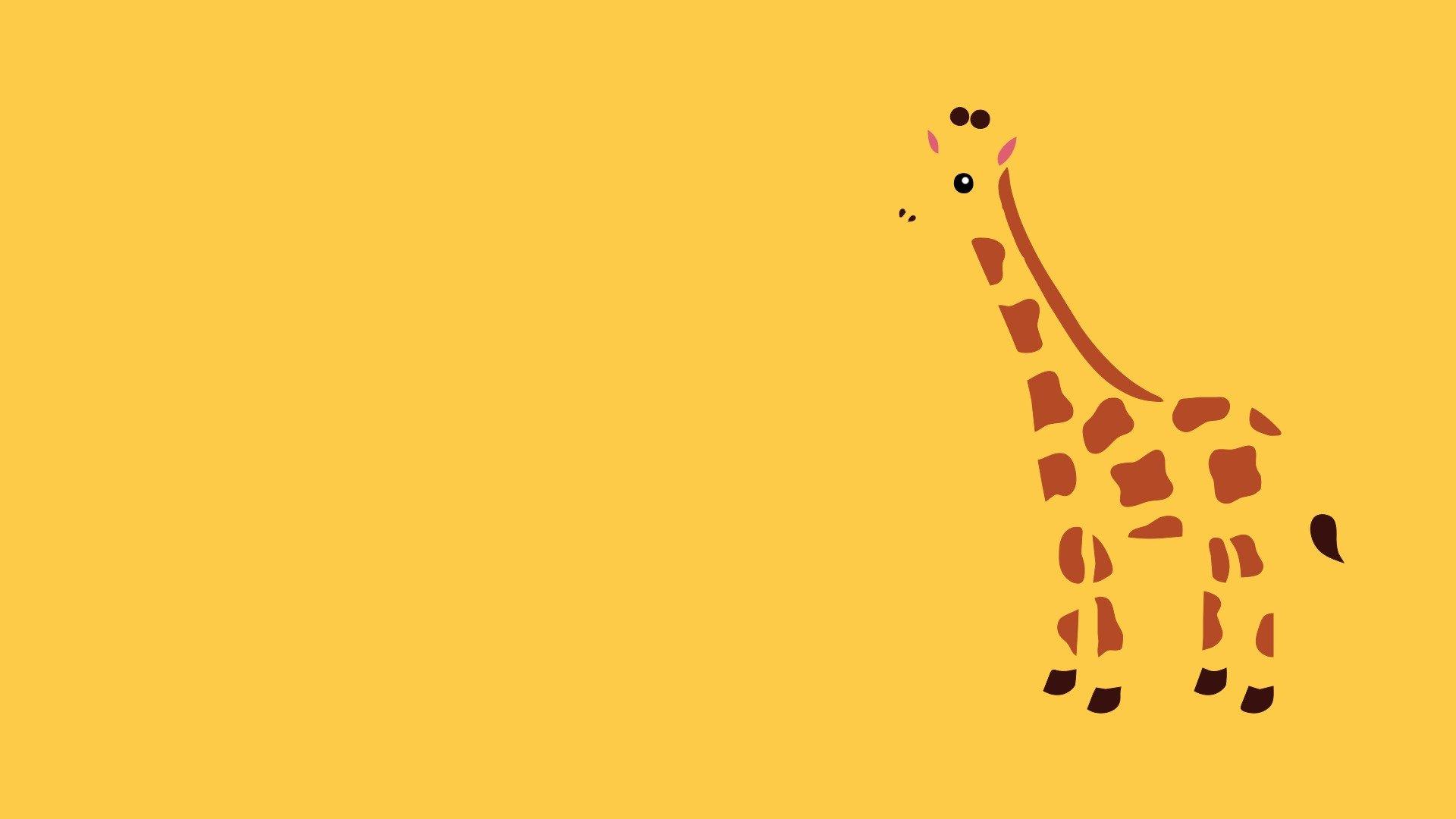 Cute animal print wallpaper