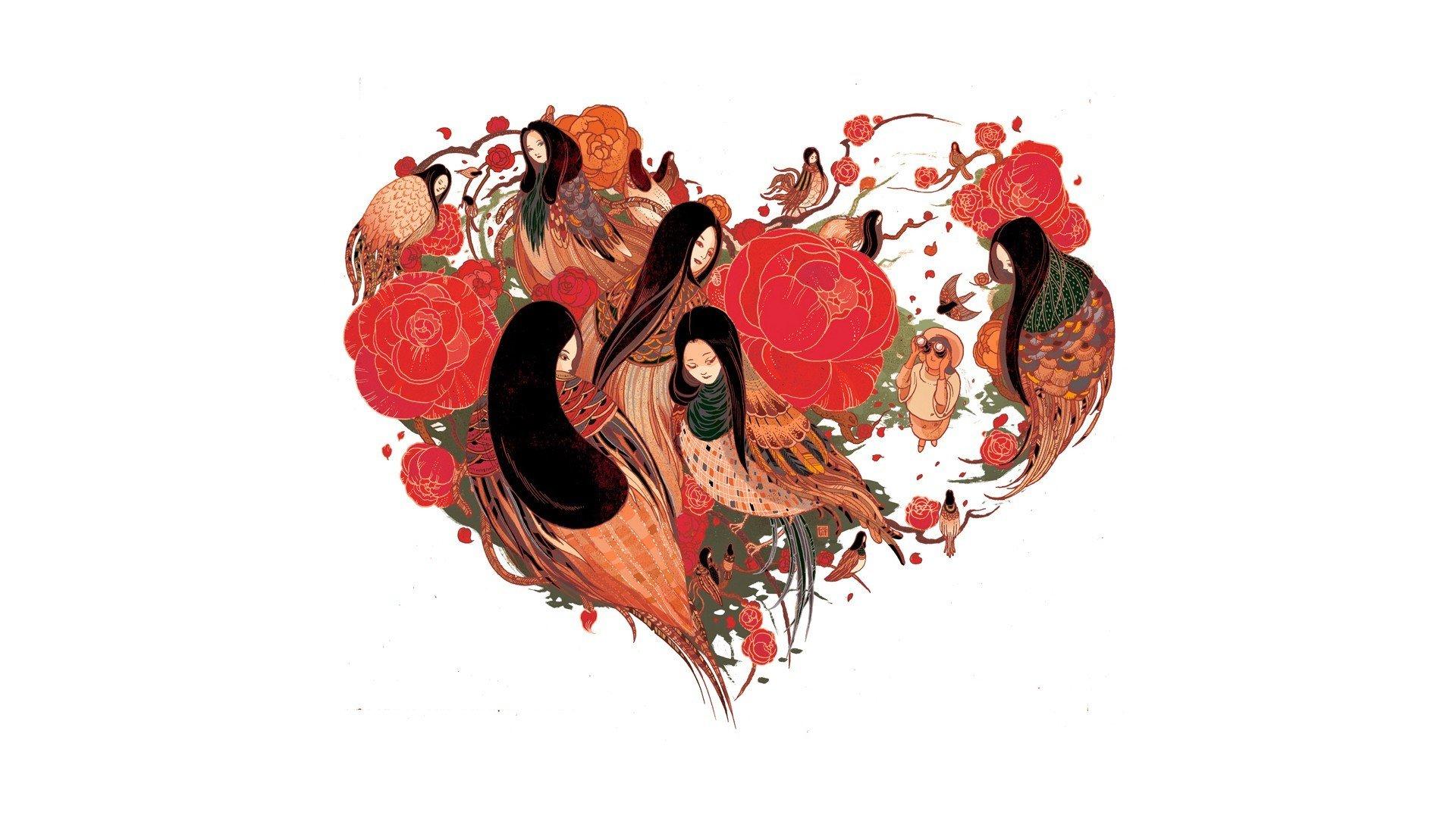 сердце арт загрузить