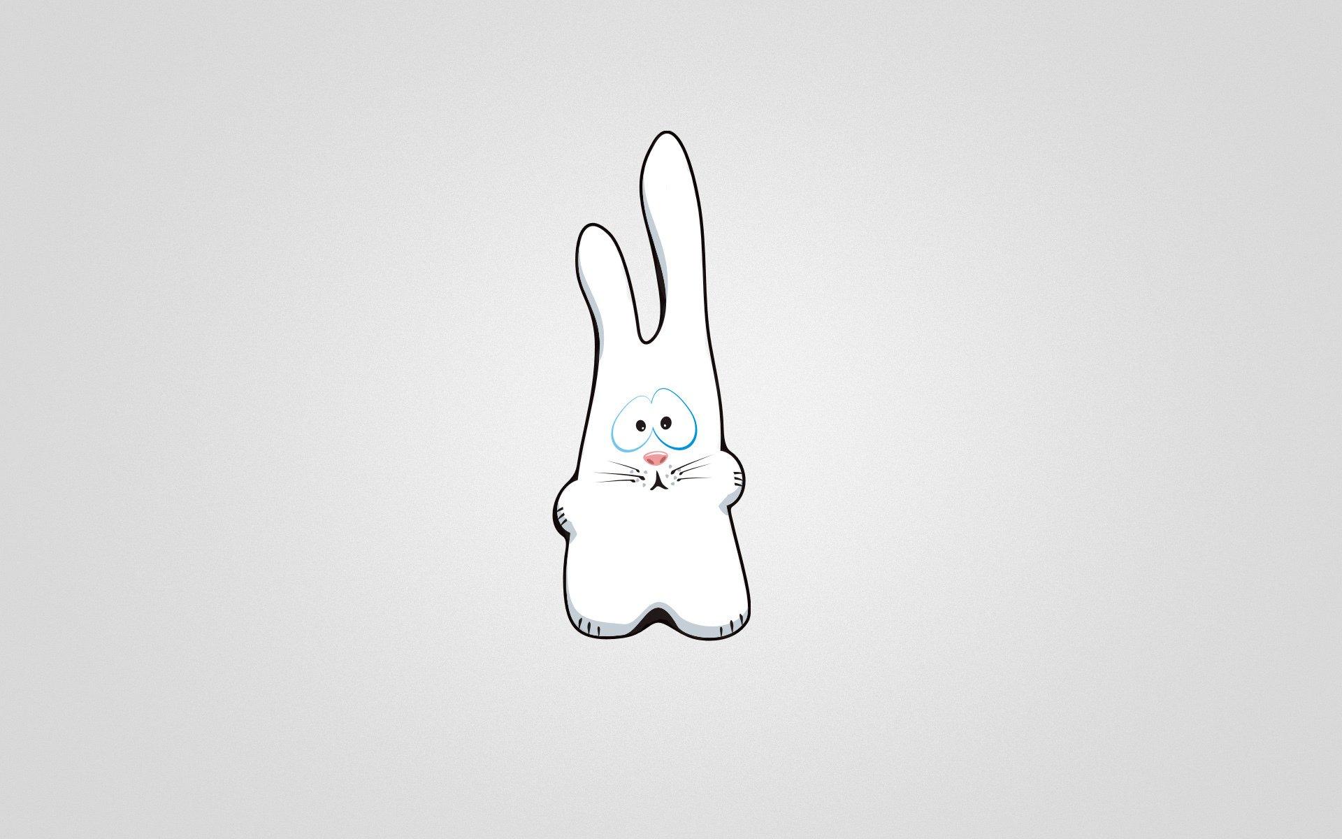 ребенку черно белая картинка на телефон кролик в лунку представленных кухонь