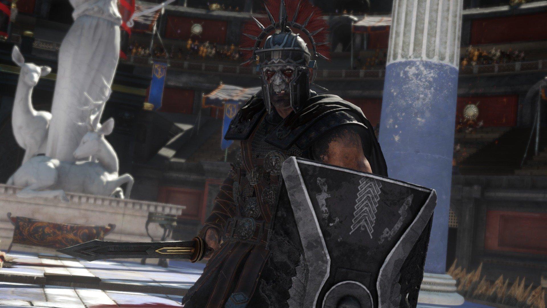 analysis in leadership style gladiator movie