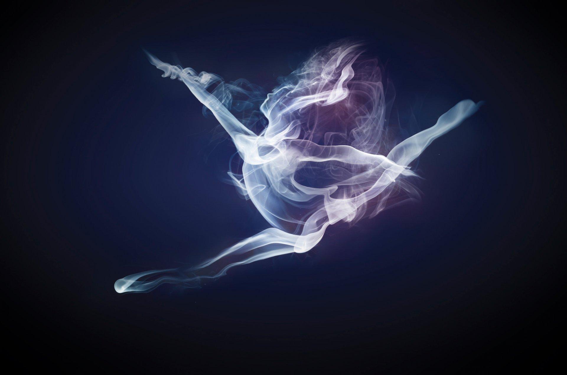 Фигуры из дыма картинки
