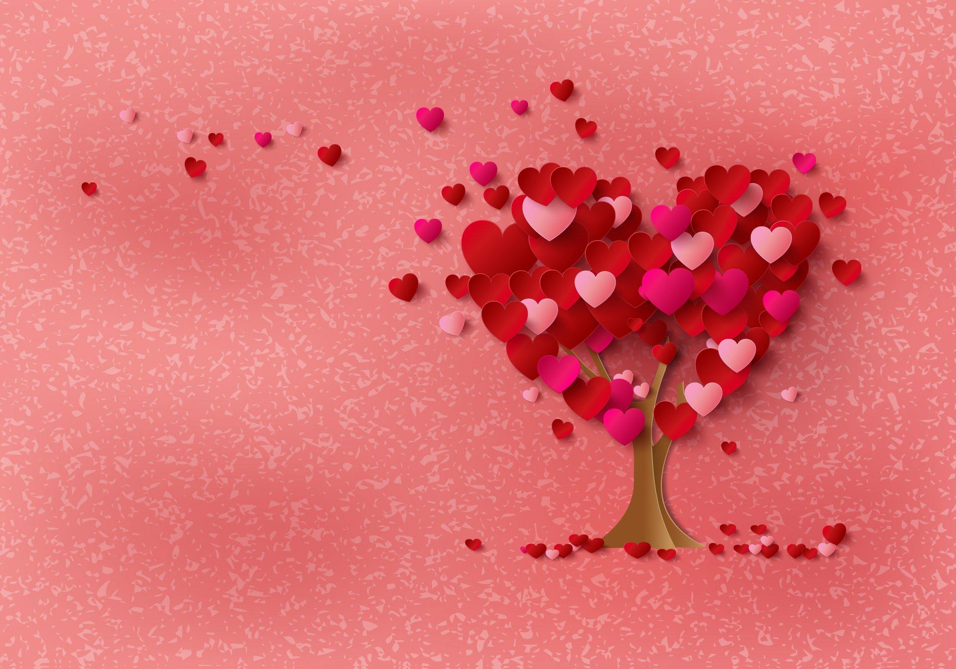 Картинки с сердечками для родных