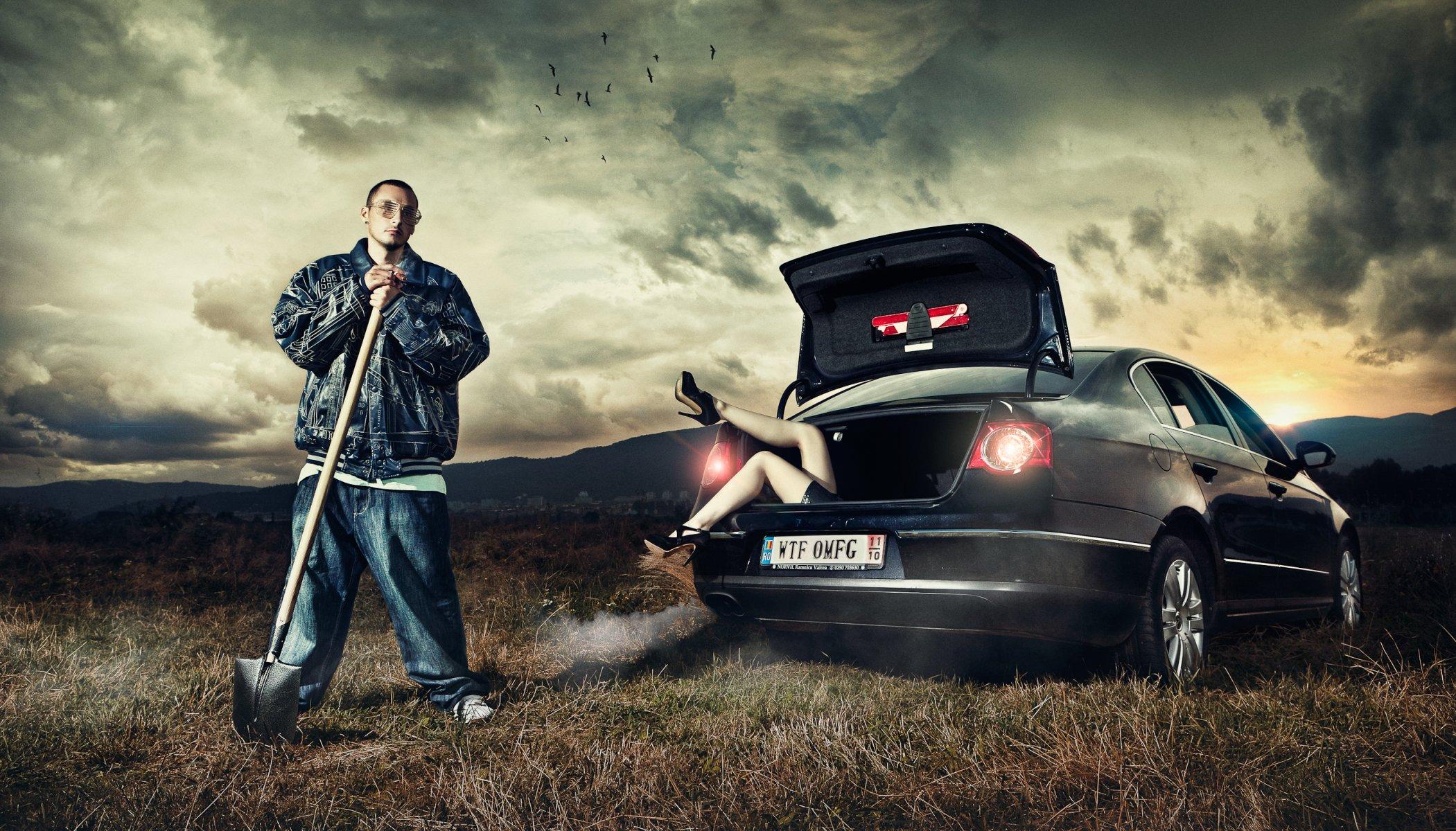 Прикольные картинки мужика с машиной, хорошему человеку открытки