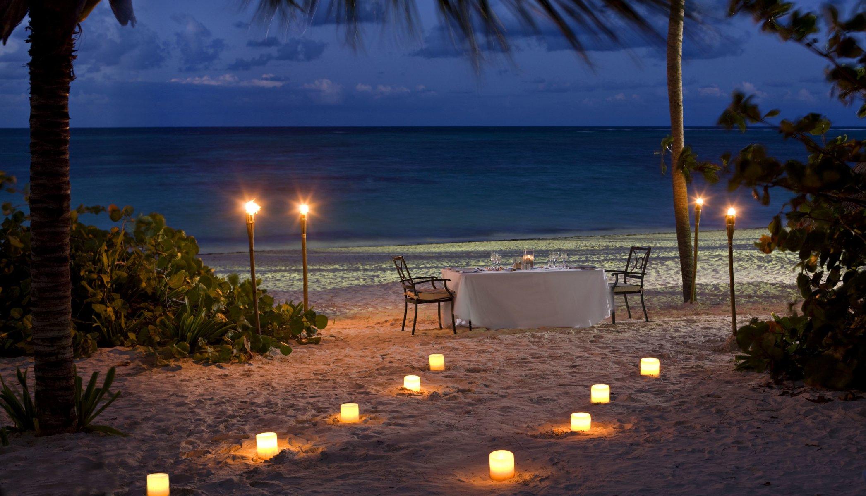 фотография фото ужин море песок океан купить квартиру
