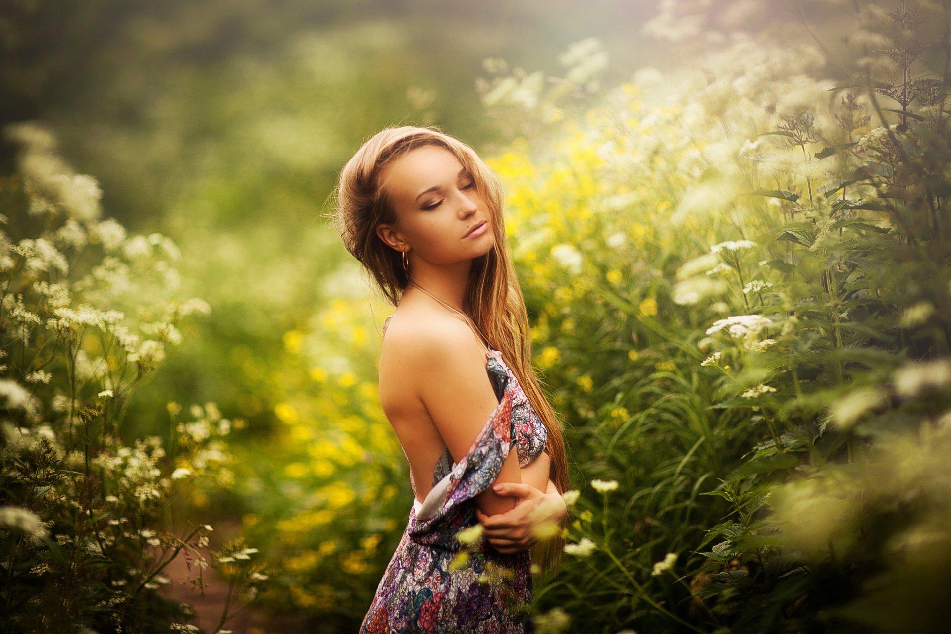 нашем лето уживающиеся картинки фото девушек на природе сказал, что