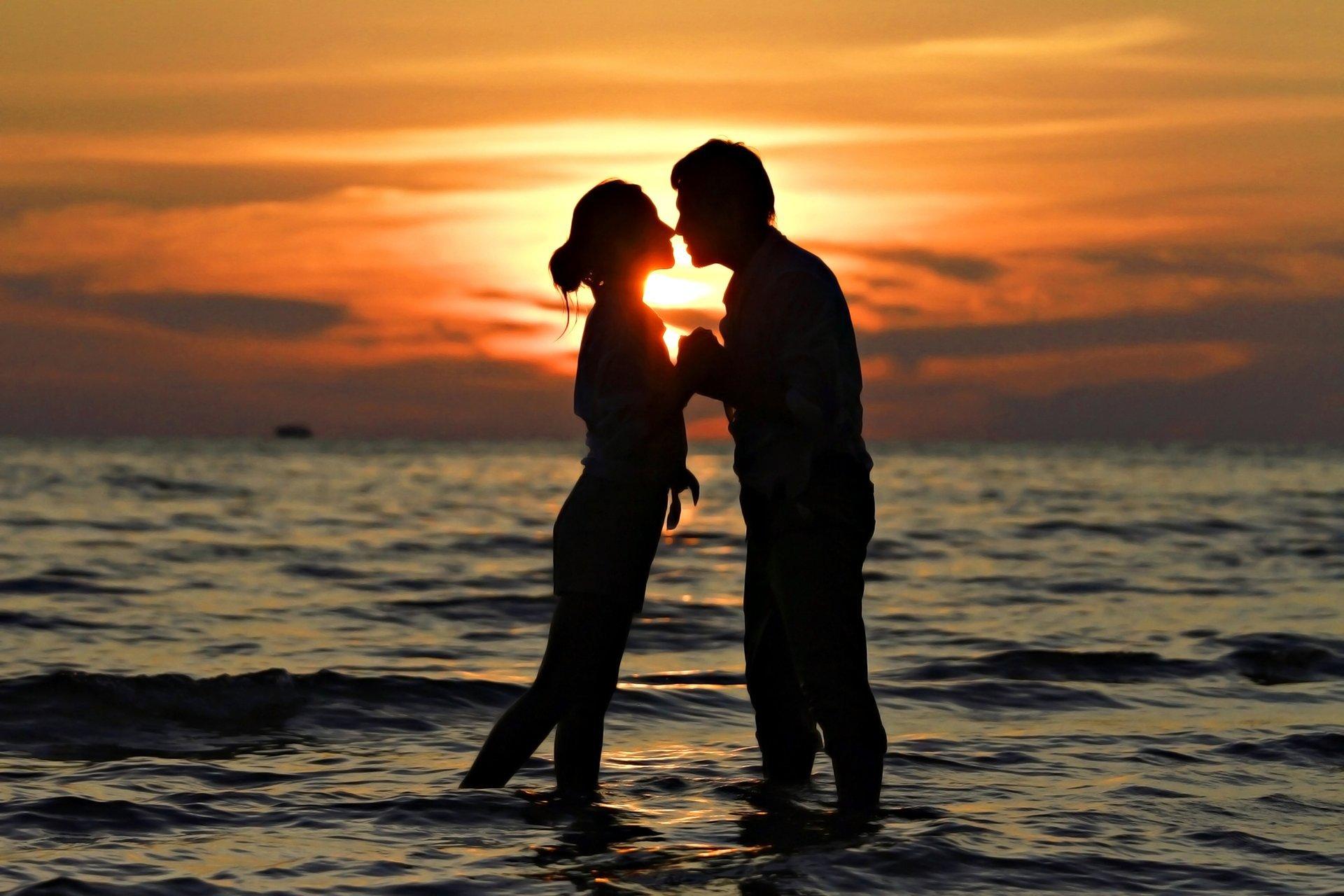 Романтические картинки про море