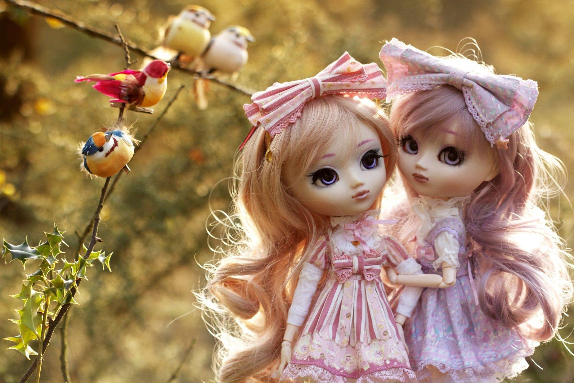 Картинки всяких куколок