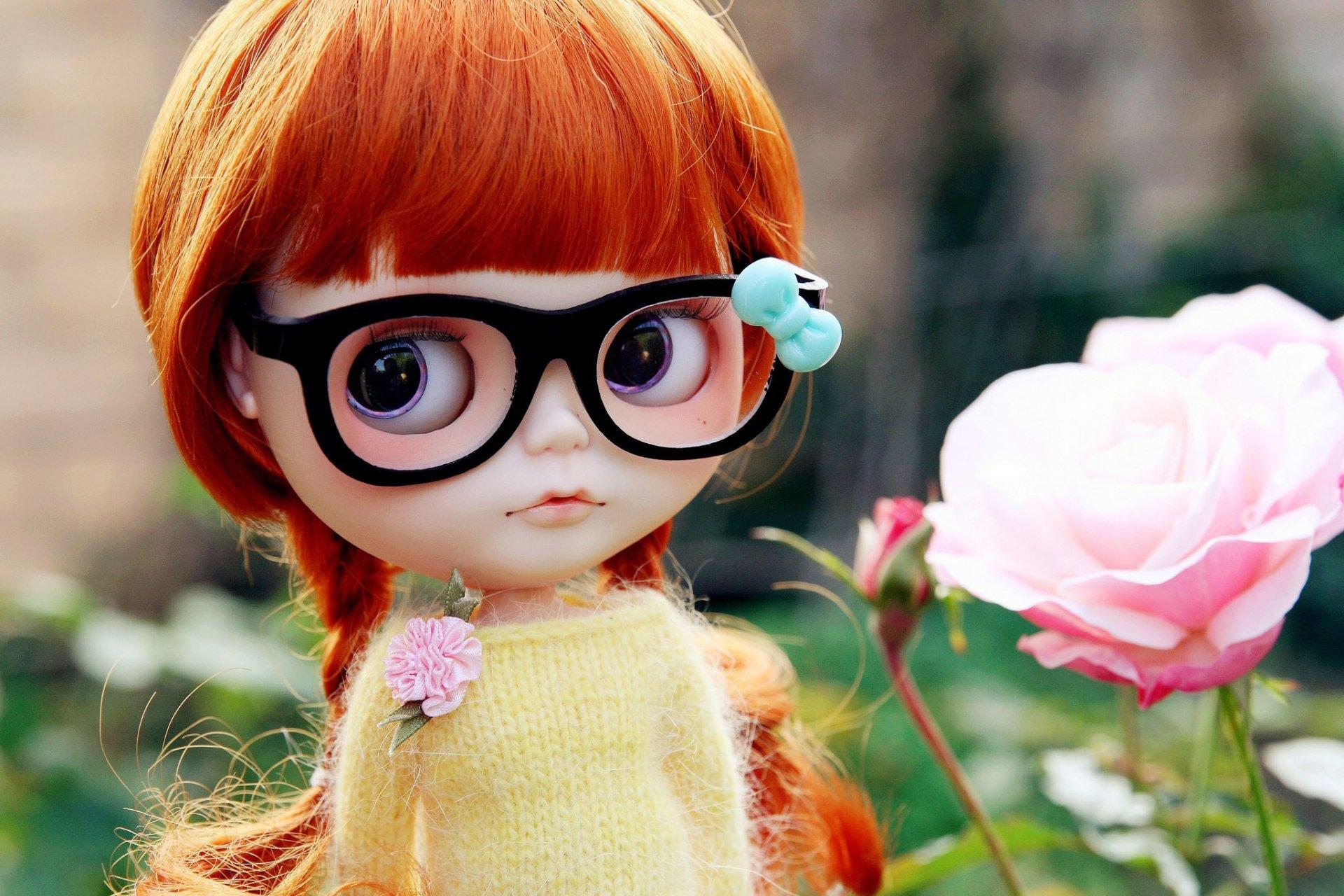 Добрый, рыжая смешная девочка картинки