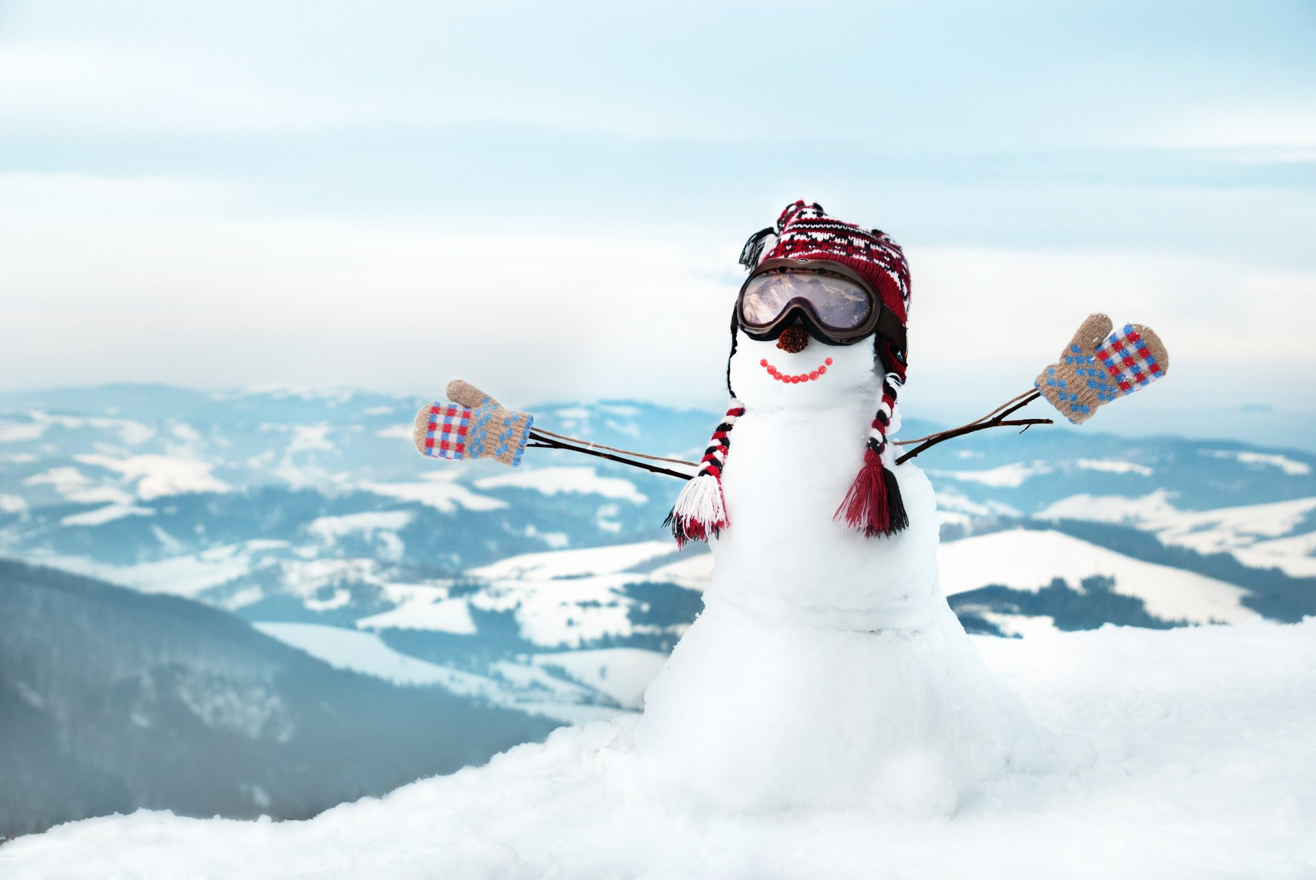 Смешные картинки отпуск зимой