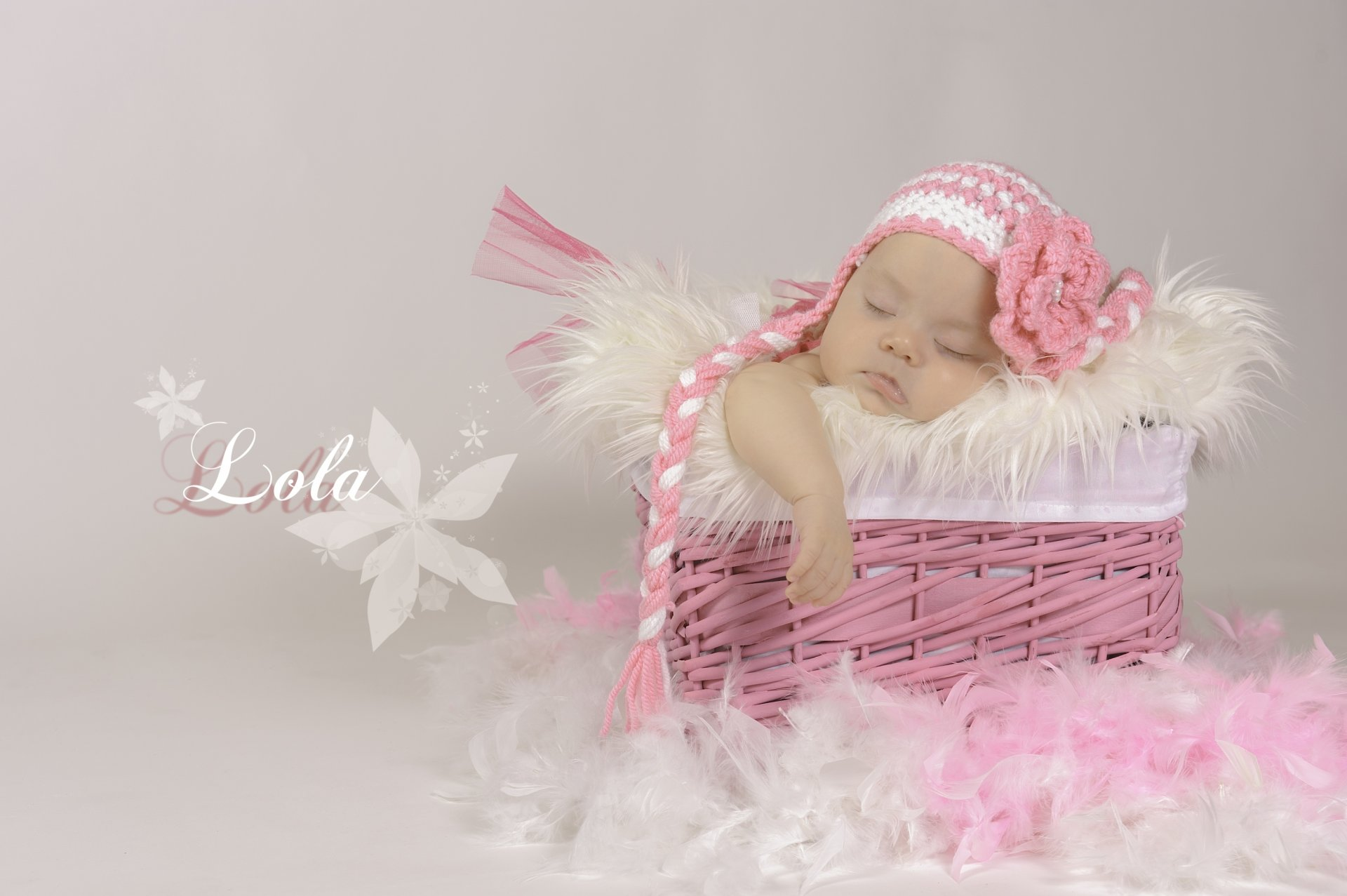Фото открытки с новорожденной, днем